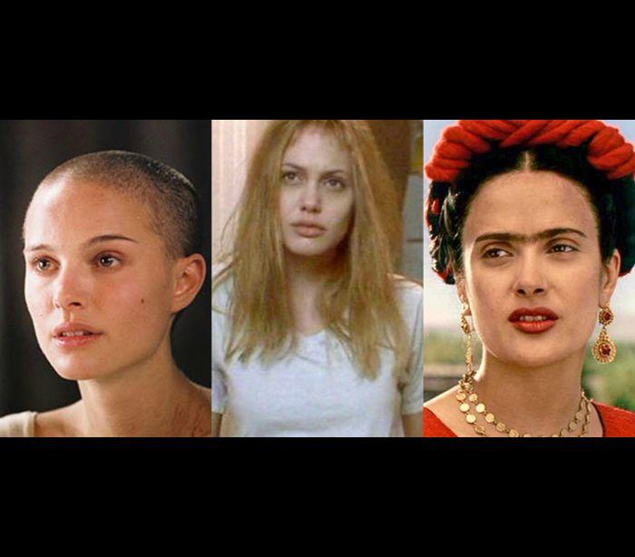 As atrizes que ficaram feias para representar