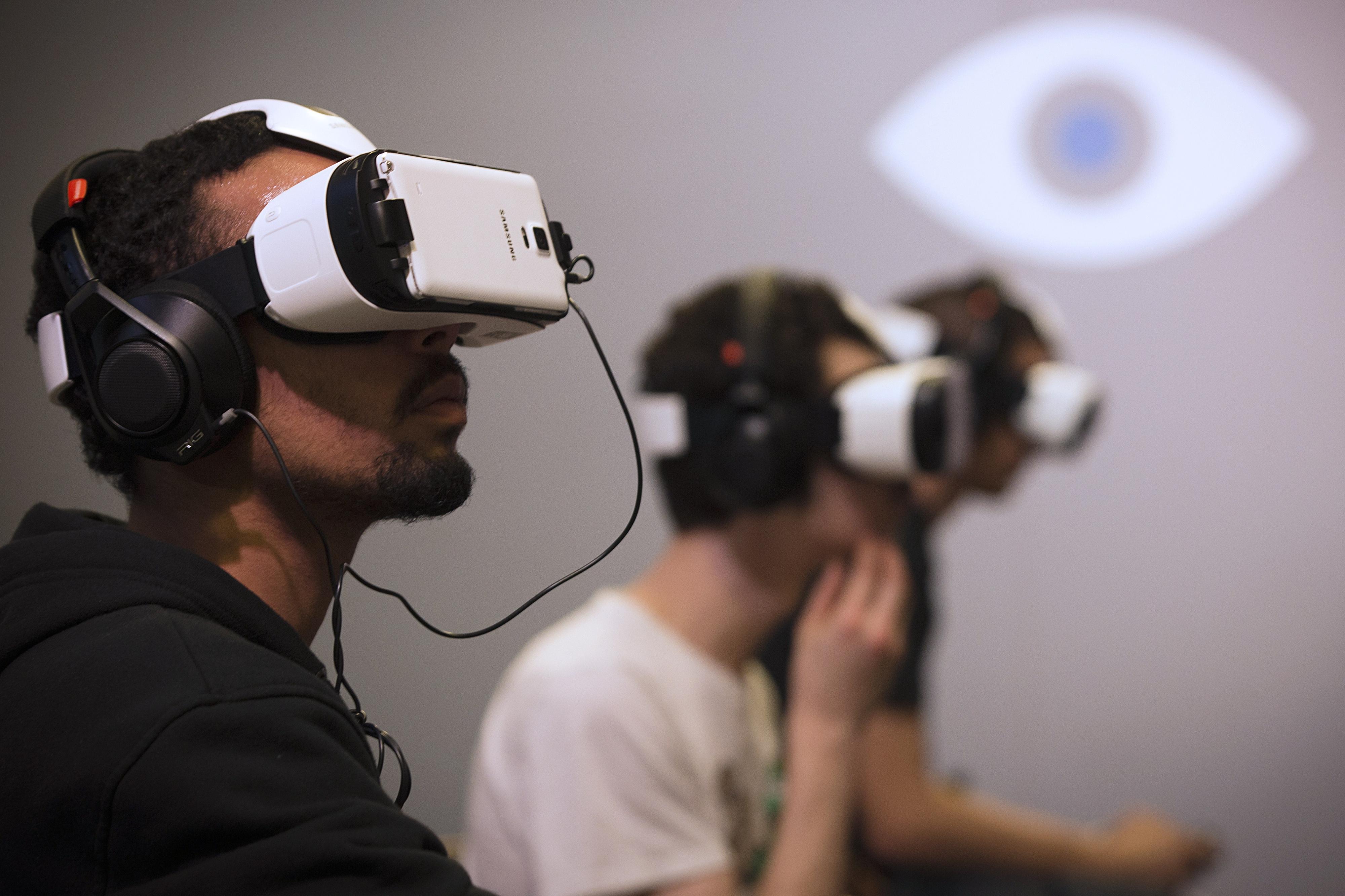 """Entusiastas da realidade virtual juntos em Lisboa para """"meetup"""""""