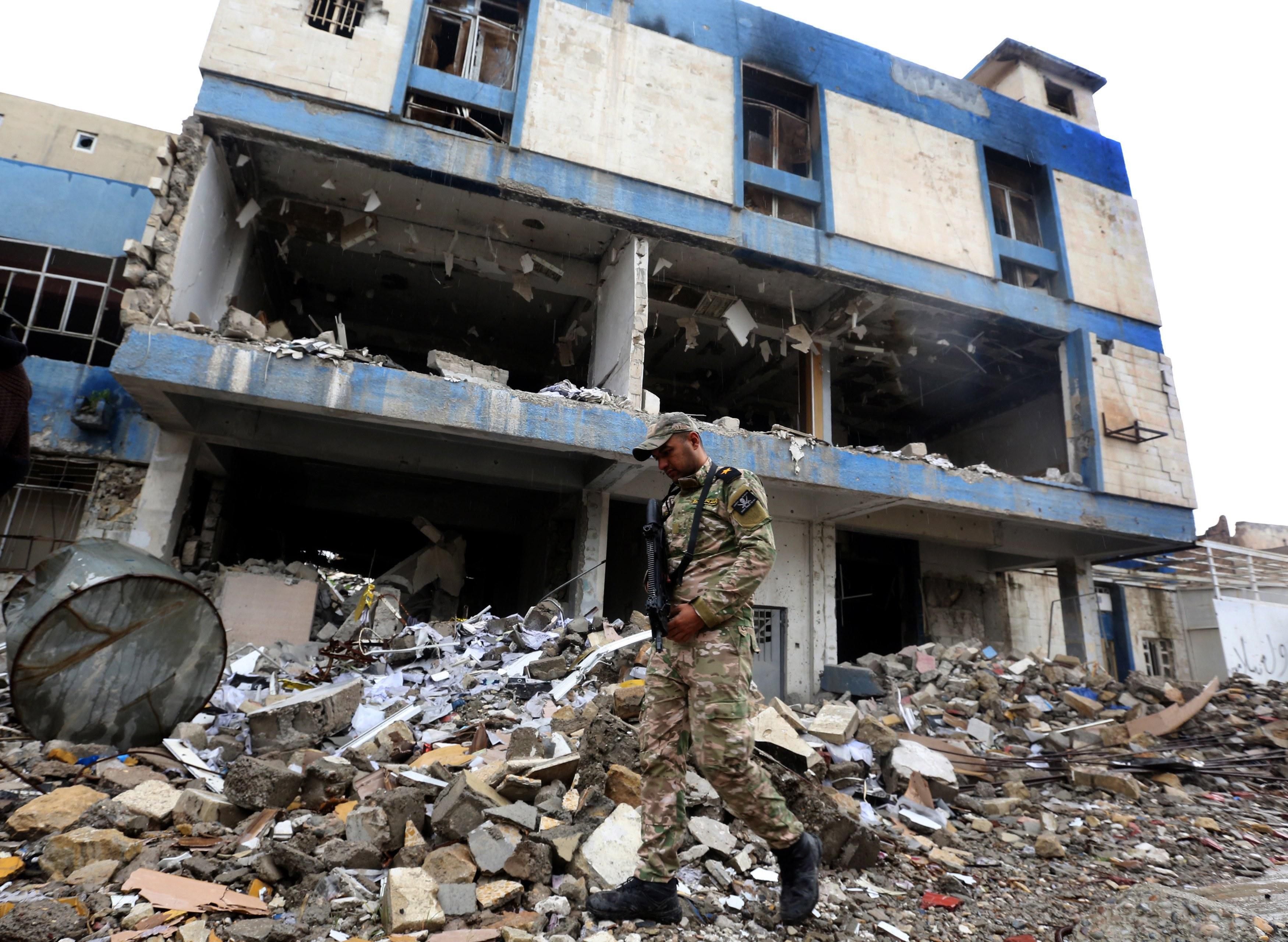 EUA investigam morte de 200 civis em Mossul (Iraque) durante bombardeamentos
