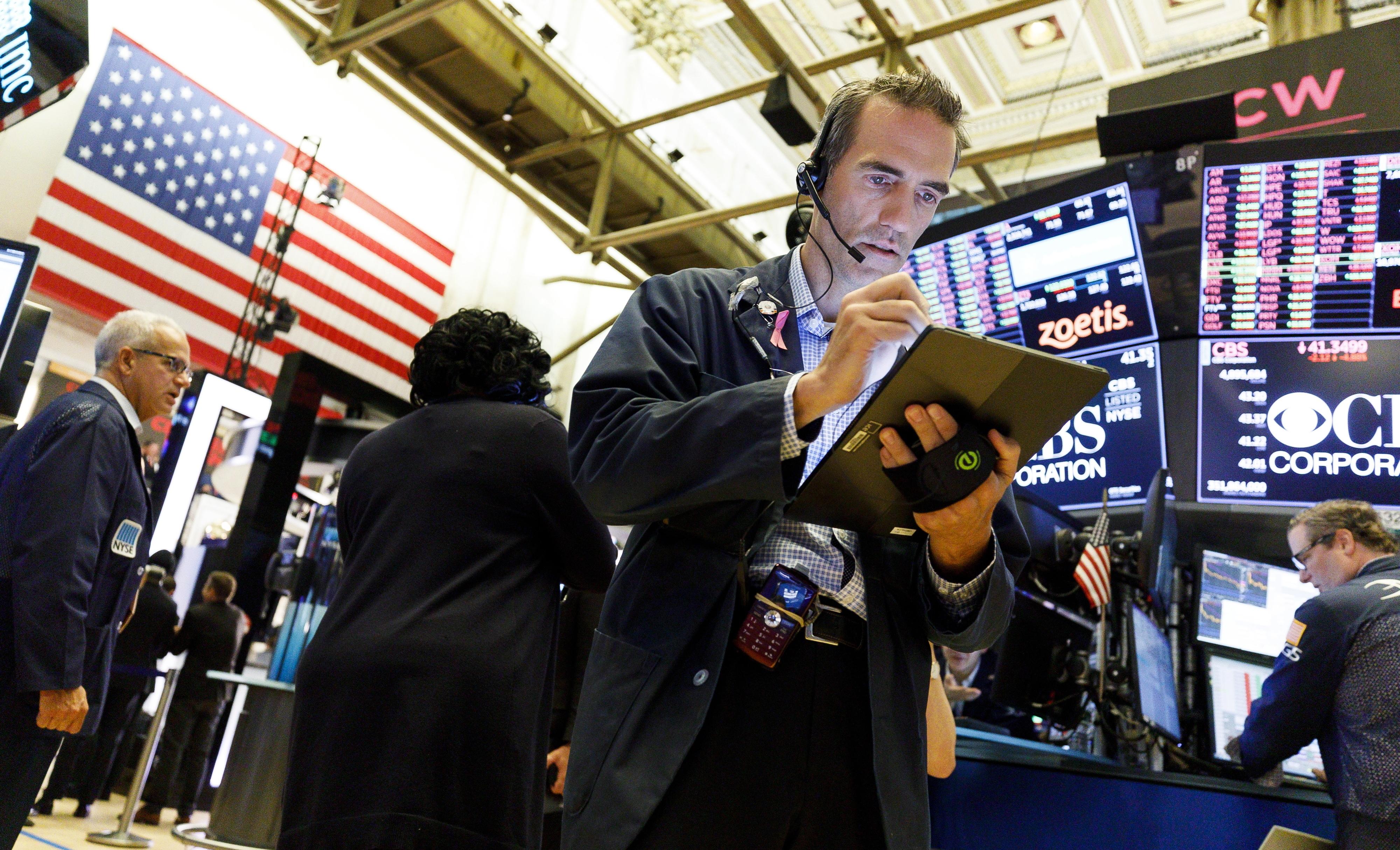 Wall Steet fecha em alta na expetativa da descida de juros por parte da Fed