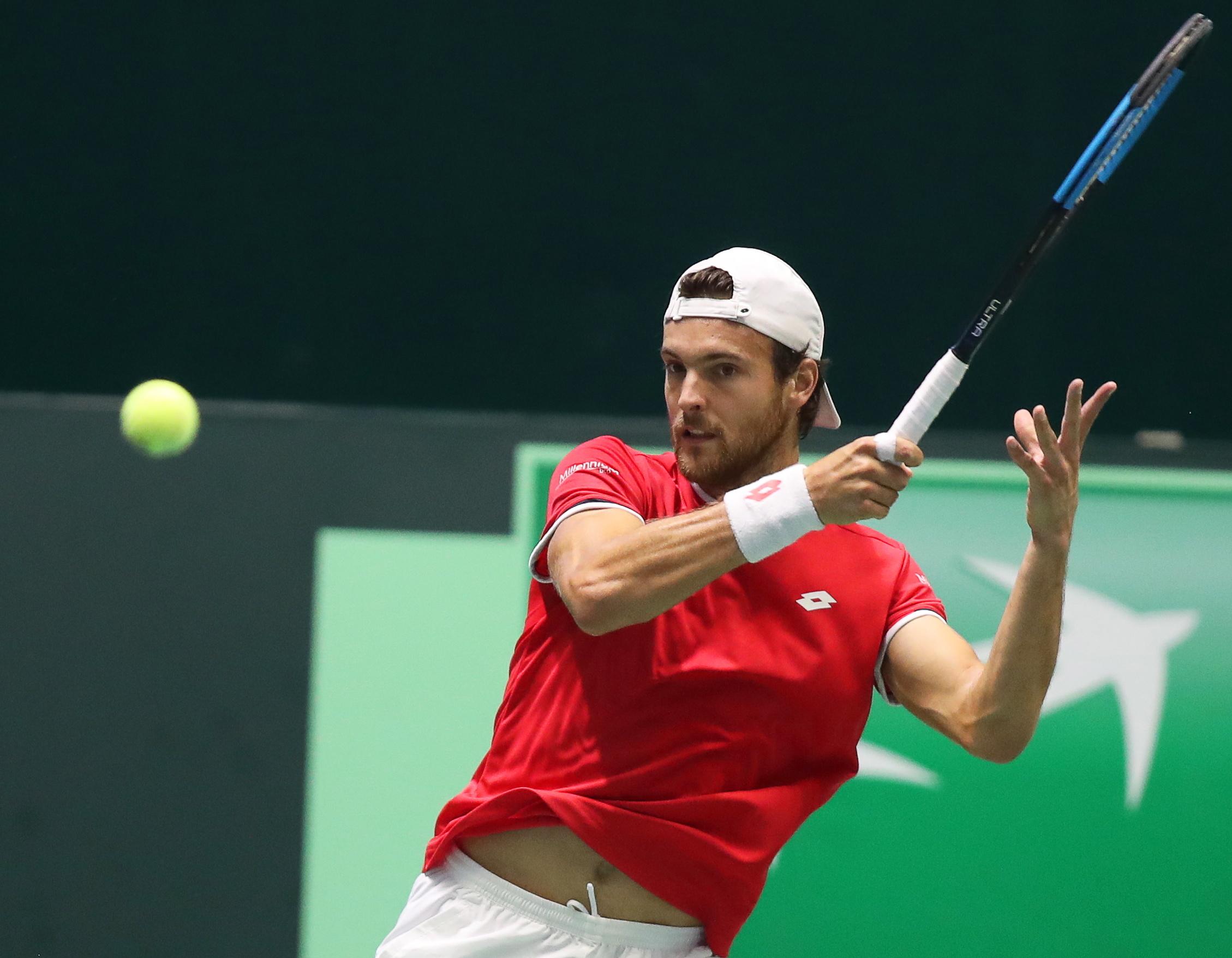 João Sousa ganhou na primeira ronda do Rio de Janeiro