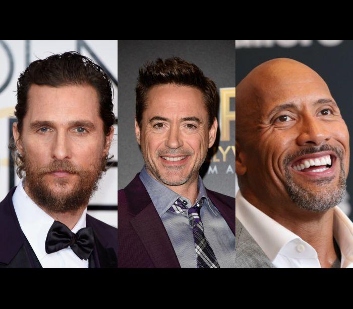 Forbes: Os atores mais bem pagos do mundo