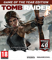 Tomb Raider GOTY cover