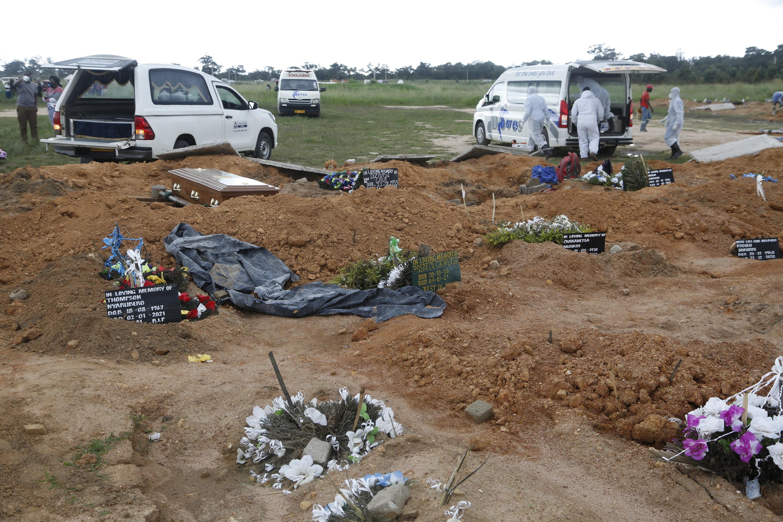 África com mais 1.320 mortes e 7.243 novos contágios nas últimas 24 horas