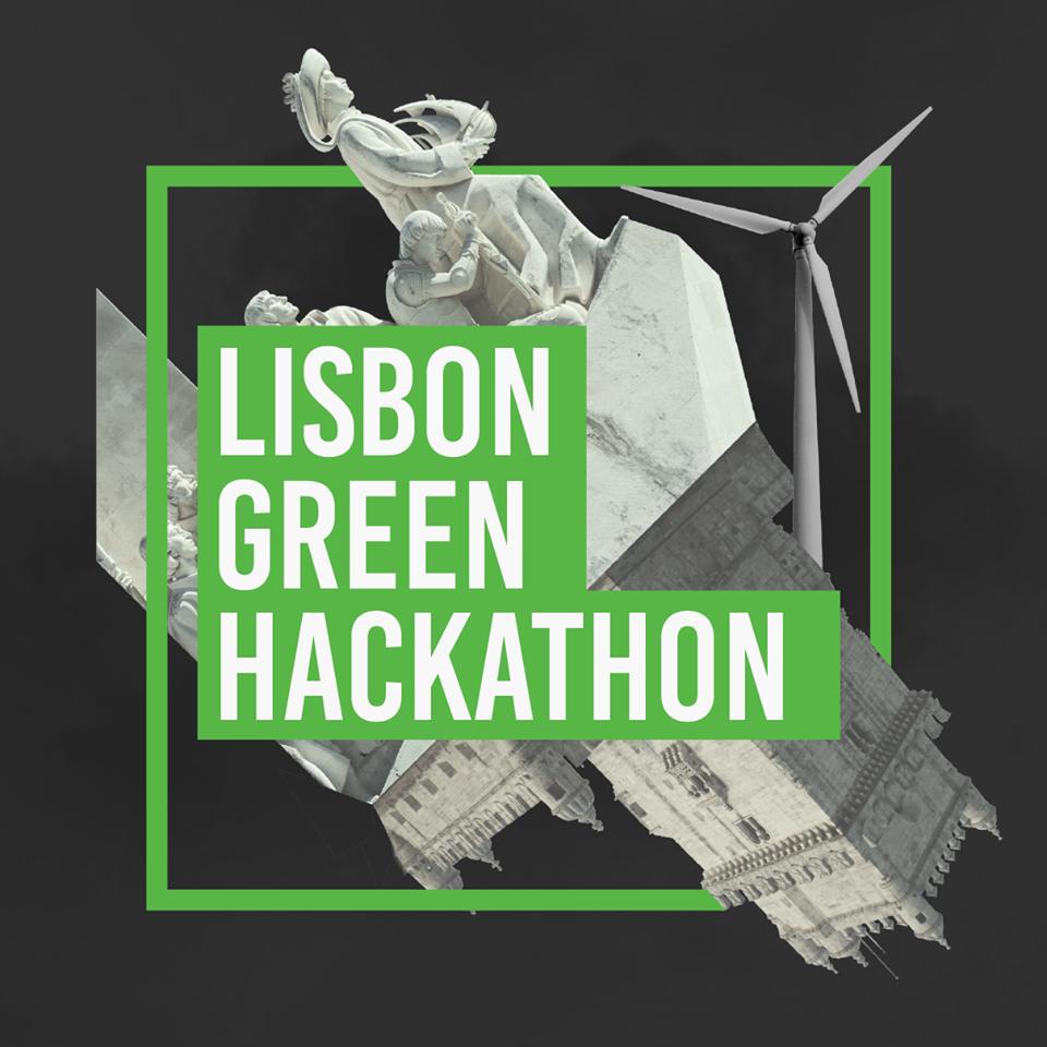 Green Hackathon anima Lisboa em março