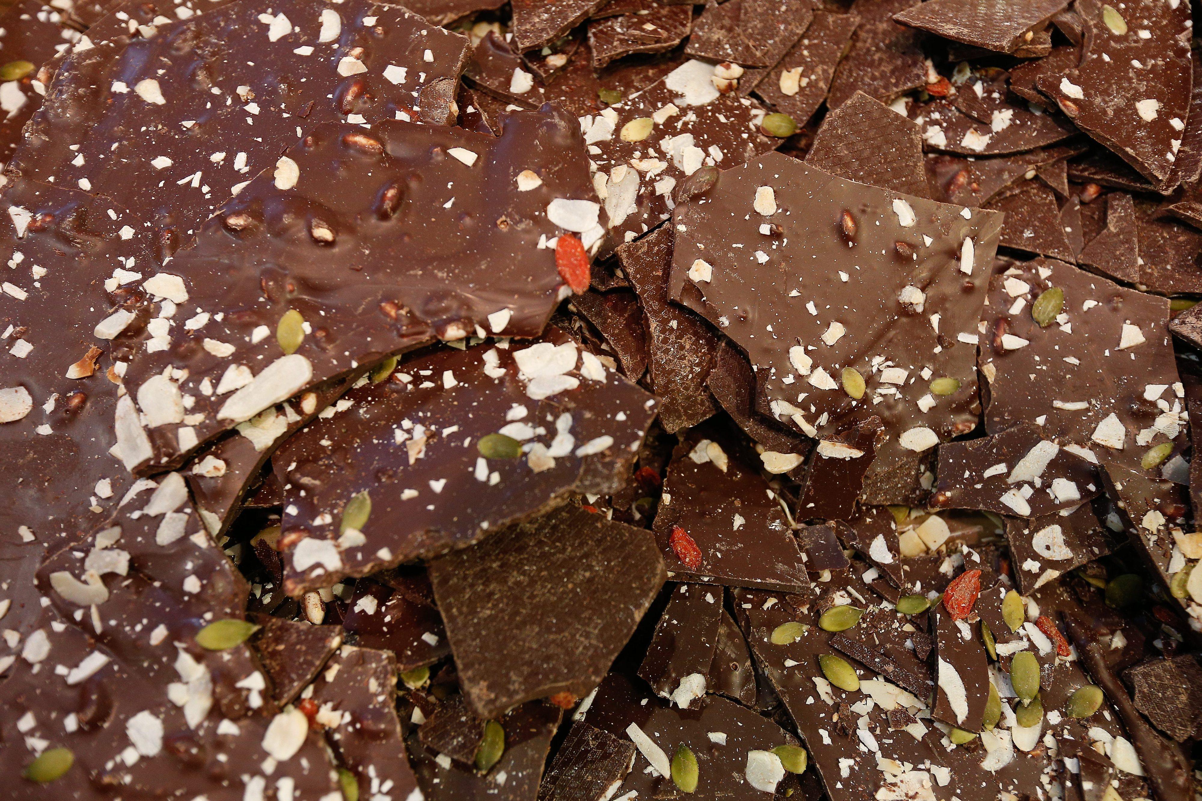 Chocolate de Viseu e de São Tomé e Príncipe no Salão do Chocolate em Paris
