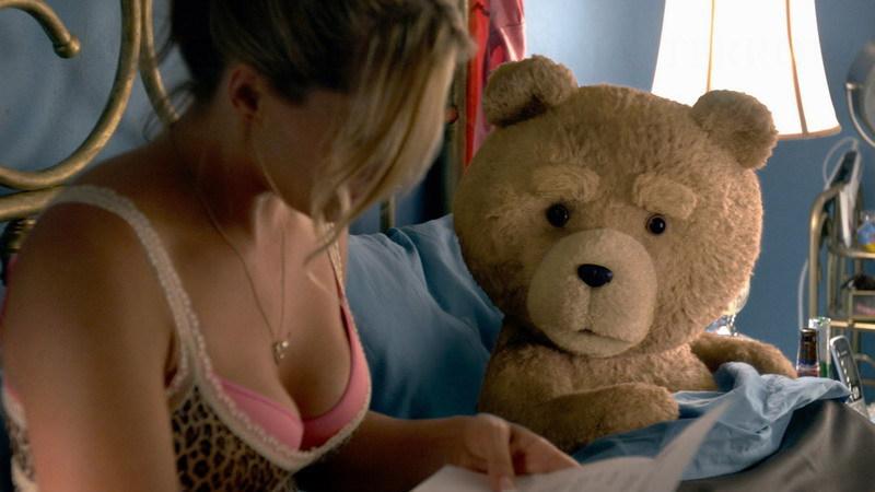 e-Cinema: O urso mais politicamente incorreto do cinema está de volta