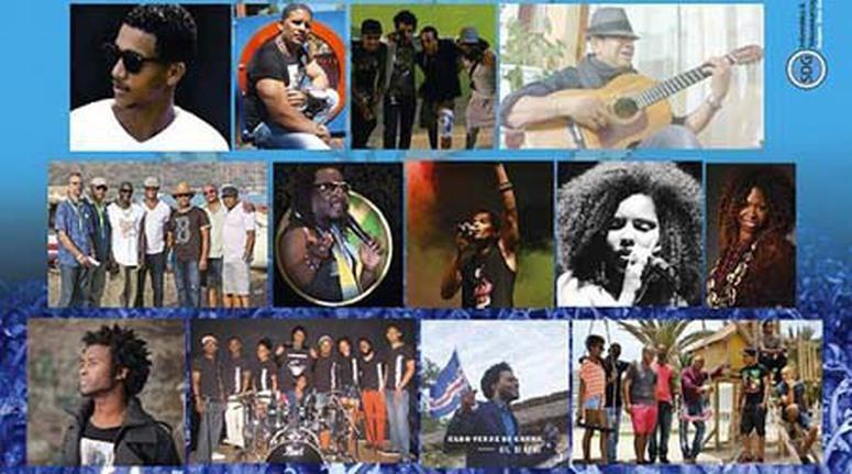 Festival de música da praia de Tedja