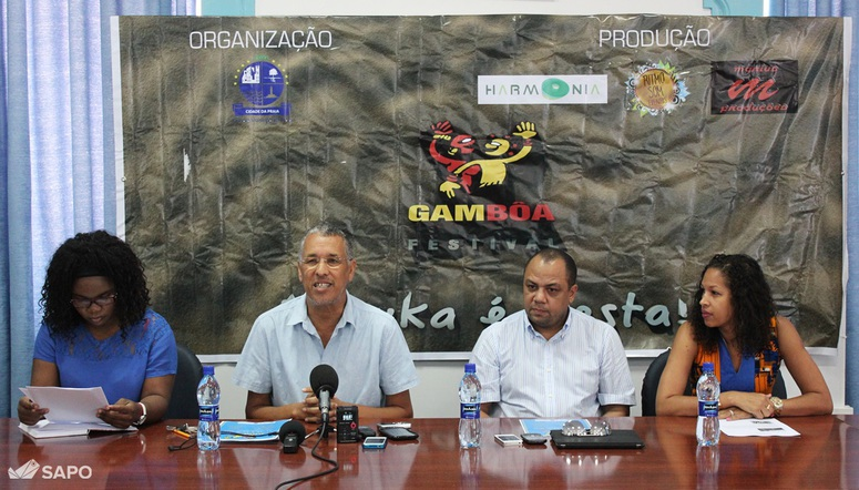 Apresentação cartaz Gamboa 2015