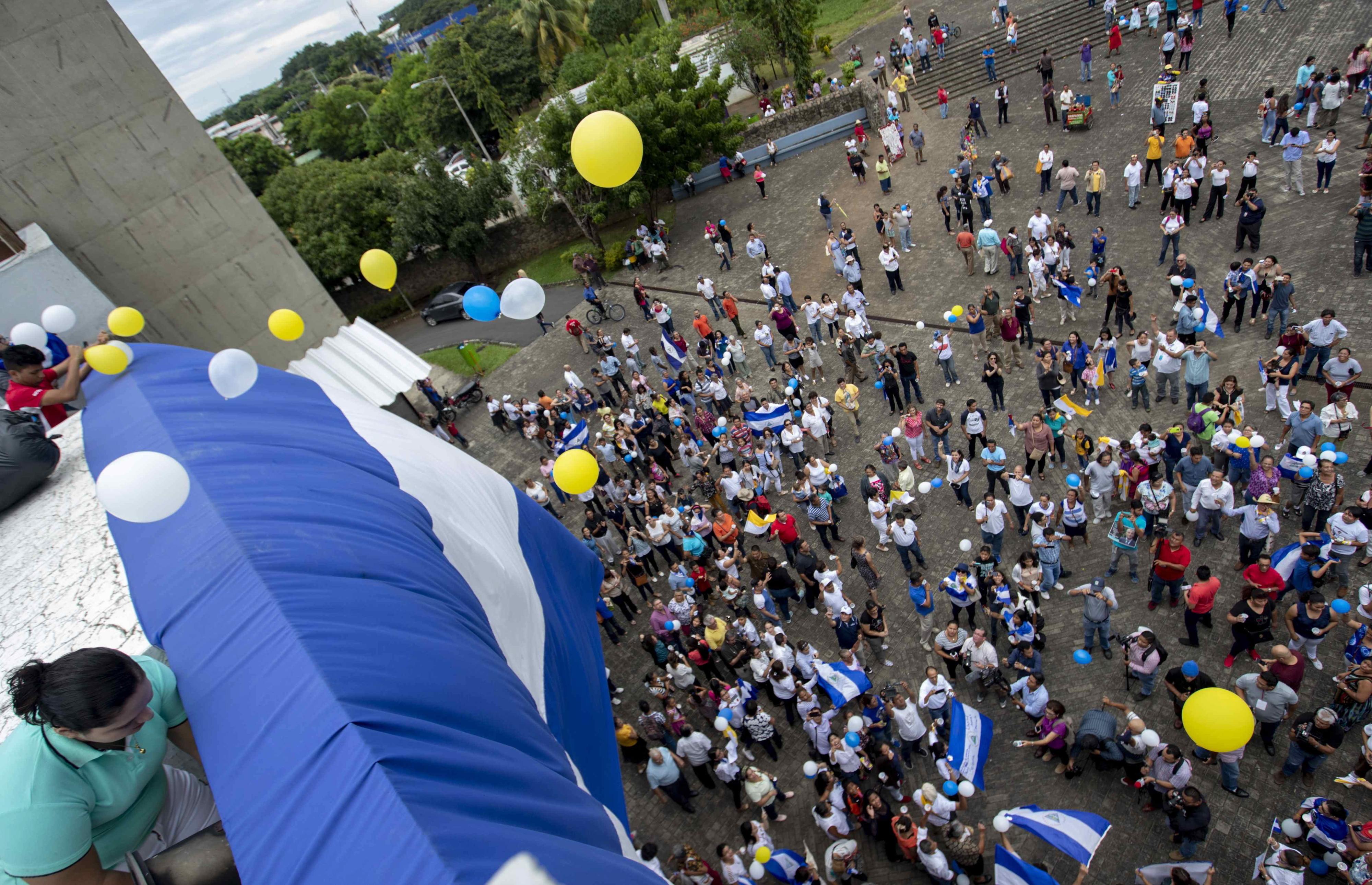 Oposição na Nicarágua vai exigir ao Governo a libertação de presos políticos