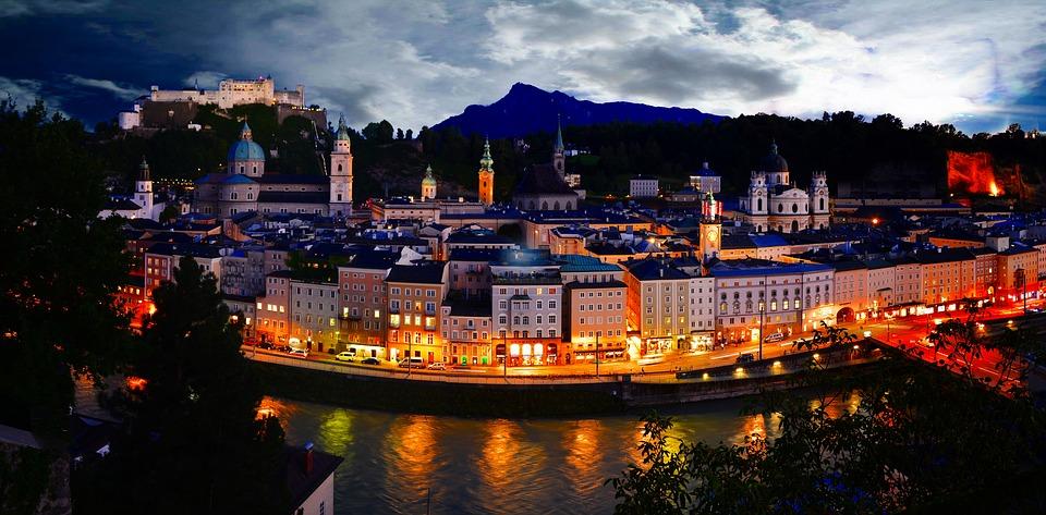 As cidades mais inspiradoras do mundo