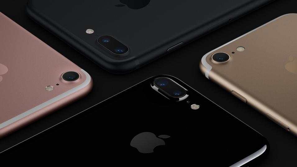 Vendas do iPhone 7 ficam aquém do esperado no primeiro fim-de-semana