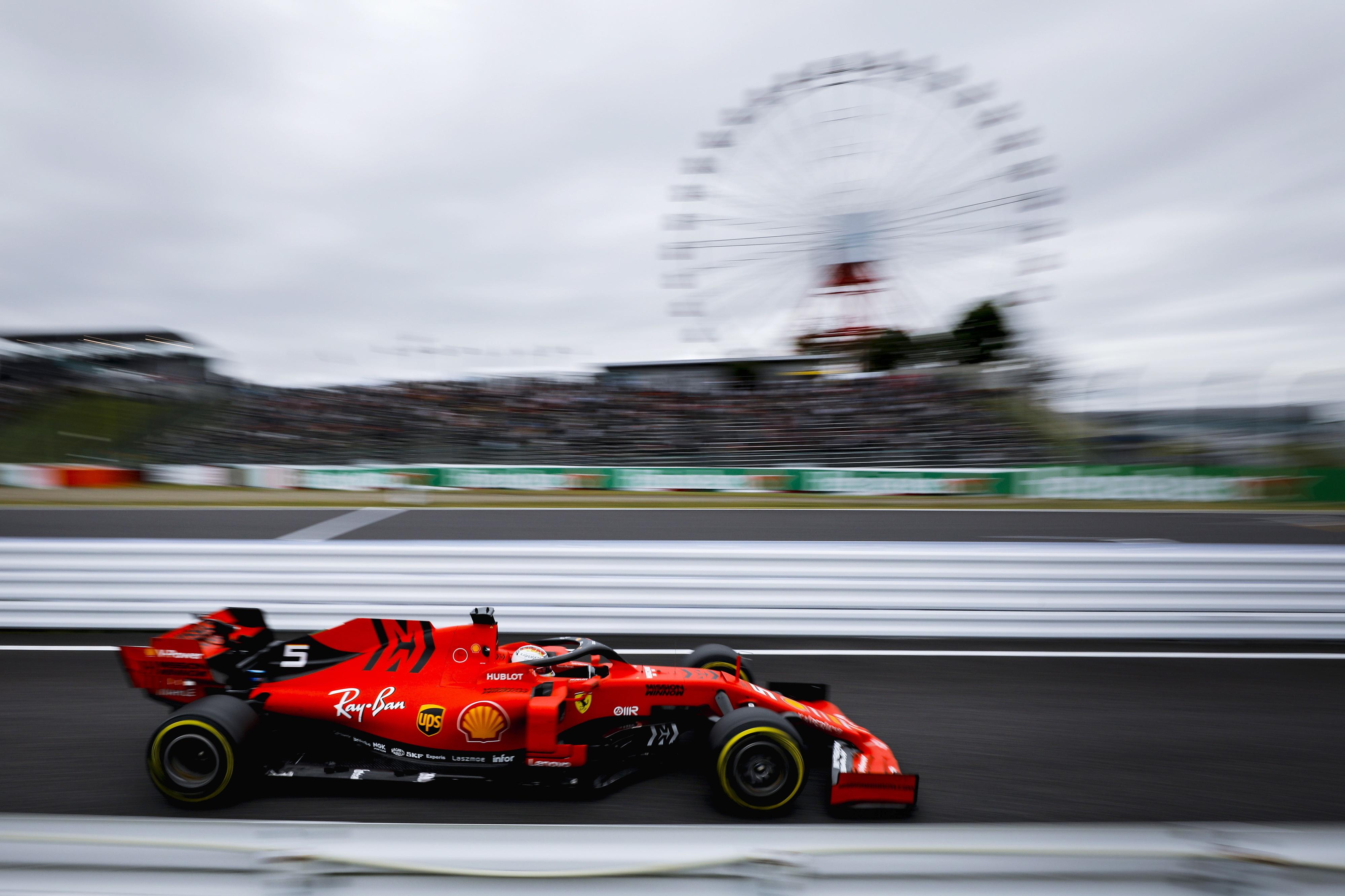 Piloto alemão Sebastian Vettel conquista 'pole position' no Grande Prémio do Japão