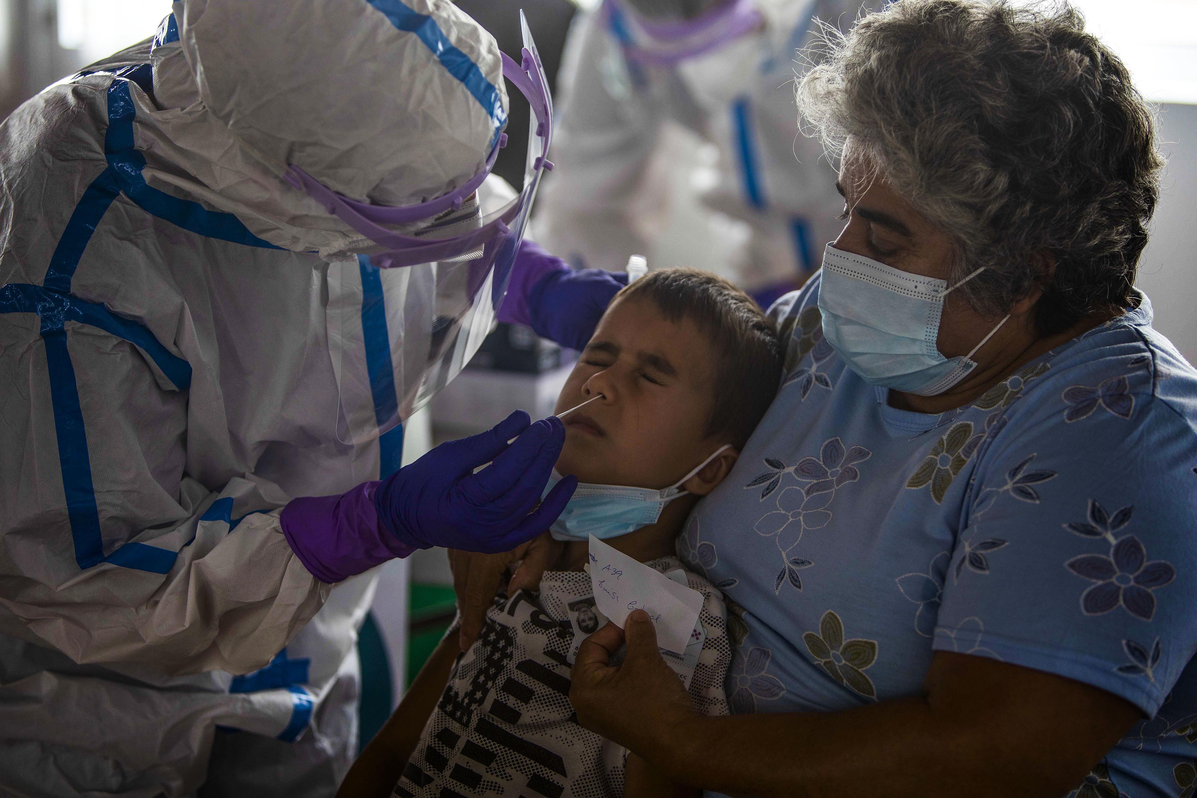 Açores com 16 novos casos de infeção registados em 3 das 9 ilhas