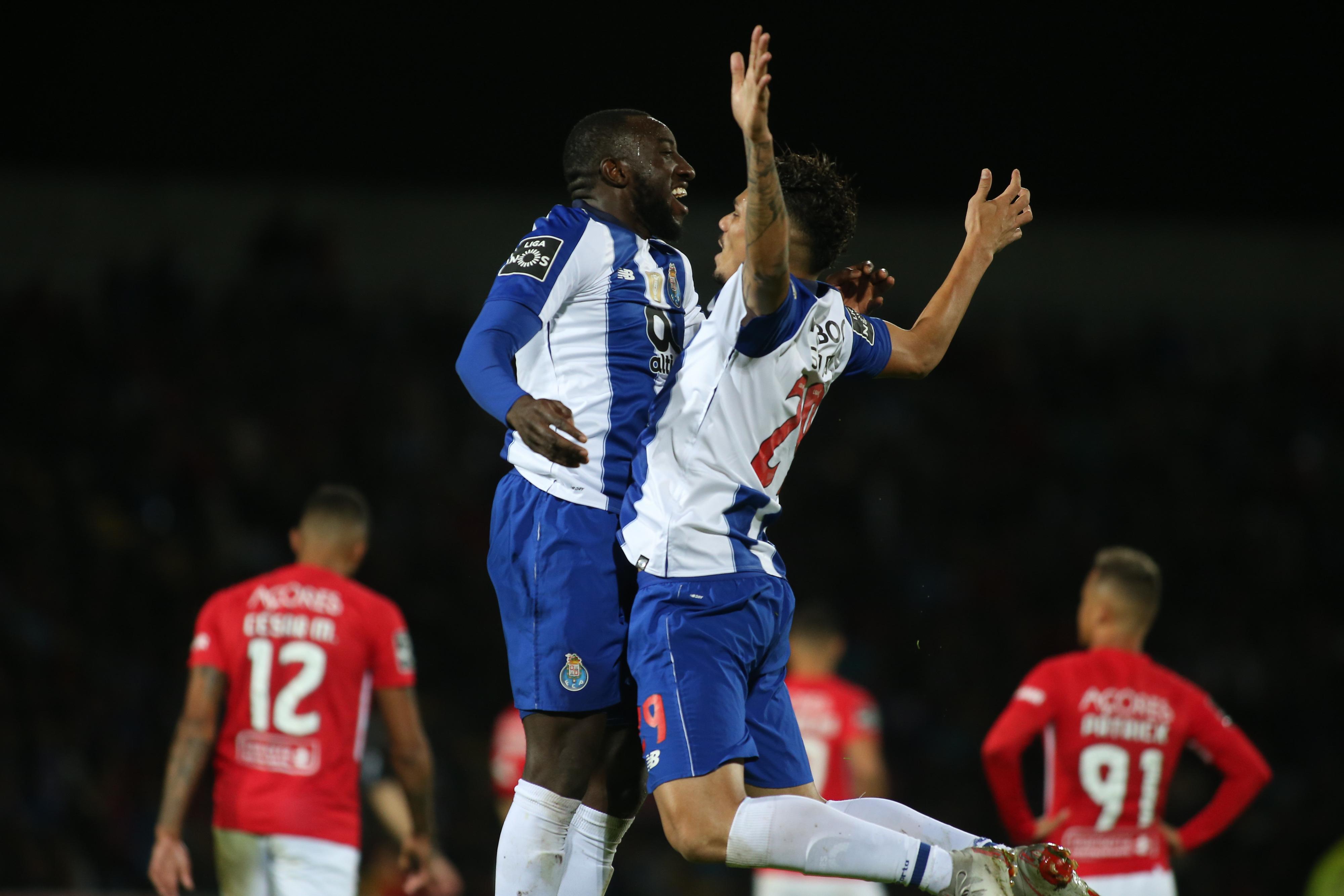 FC Porto reforça liderança da I Liga com triunfo sobre Santa Clara