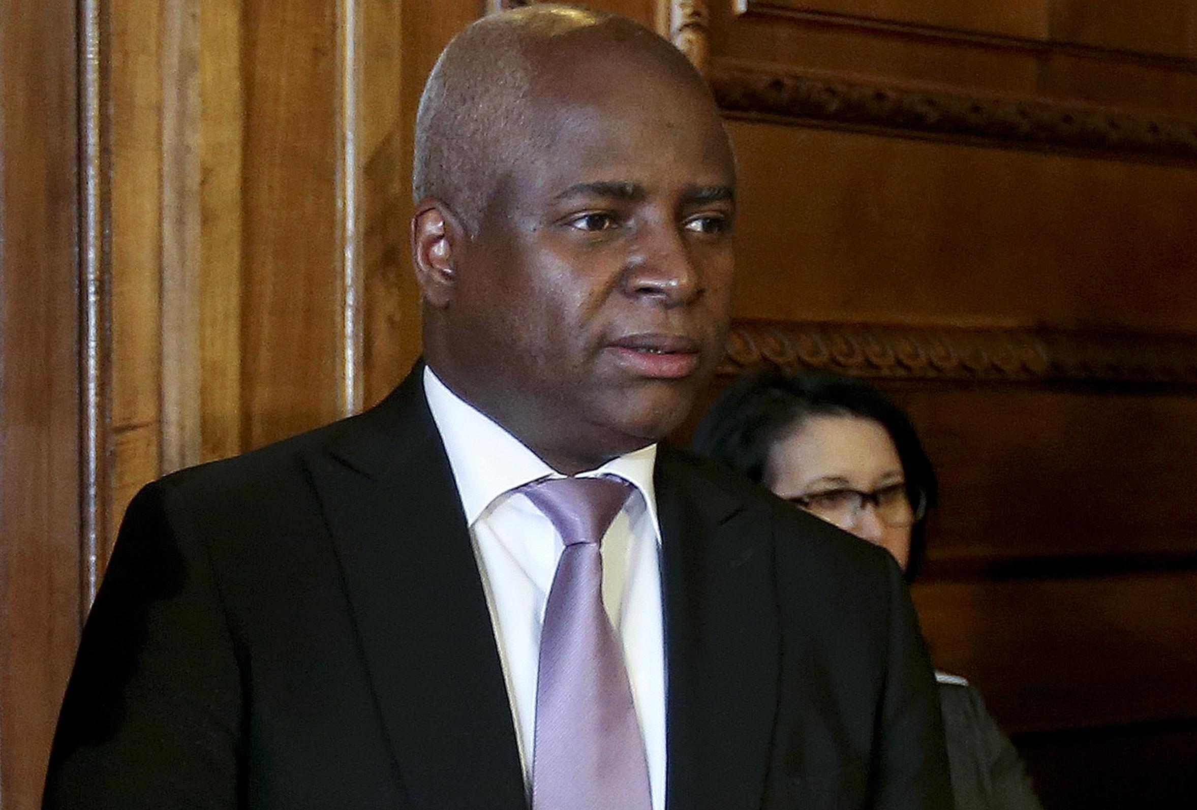 Ministro do Interior angolano apela à responsabilidade dos partidos