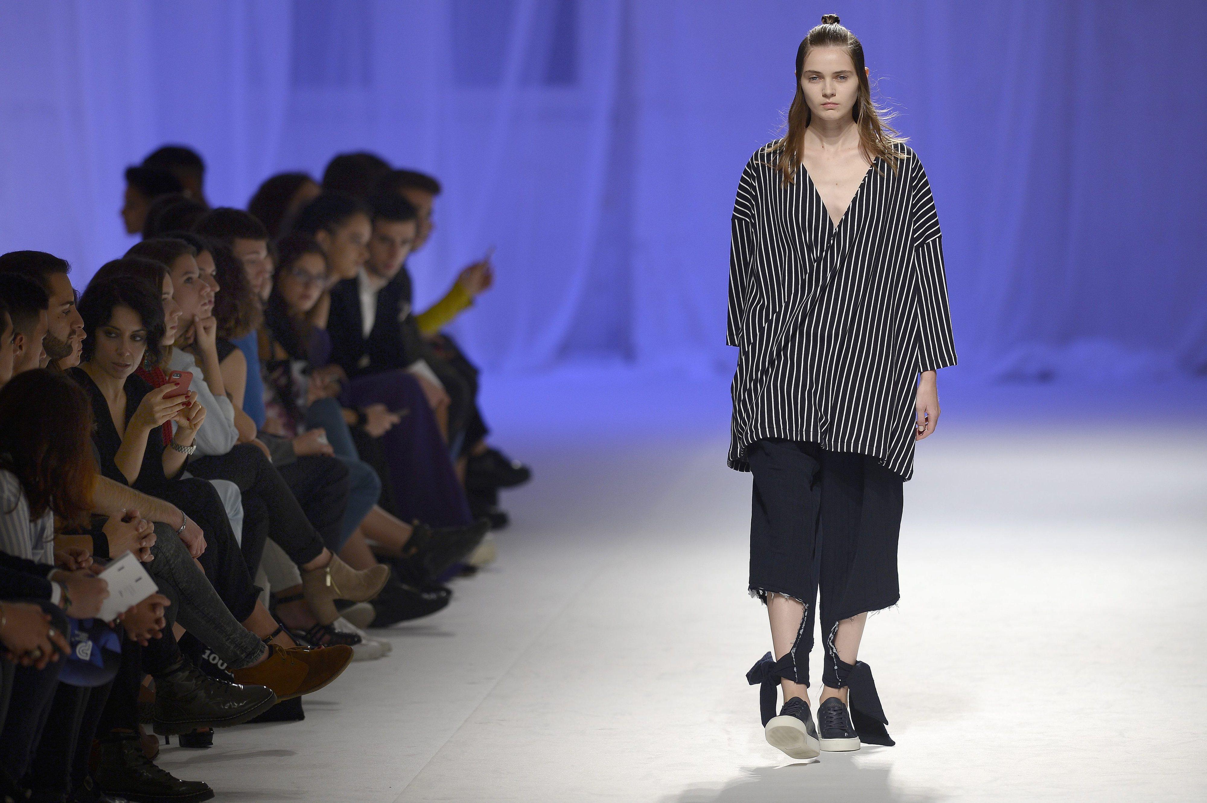 """Hugo Costa leva moda a Paris e avisa 'fast fashion' para não """"pescar"""" peixe dos outros"""