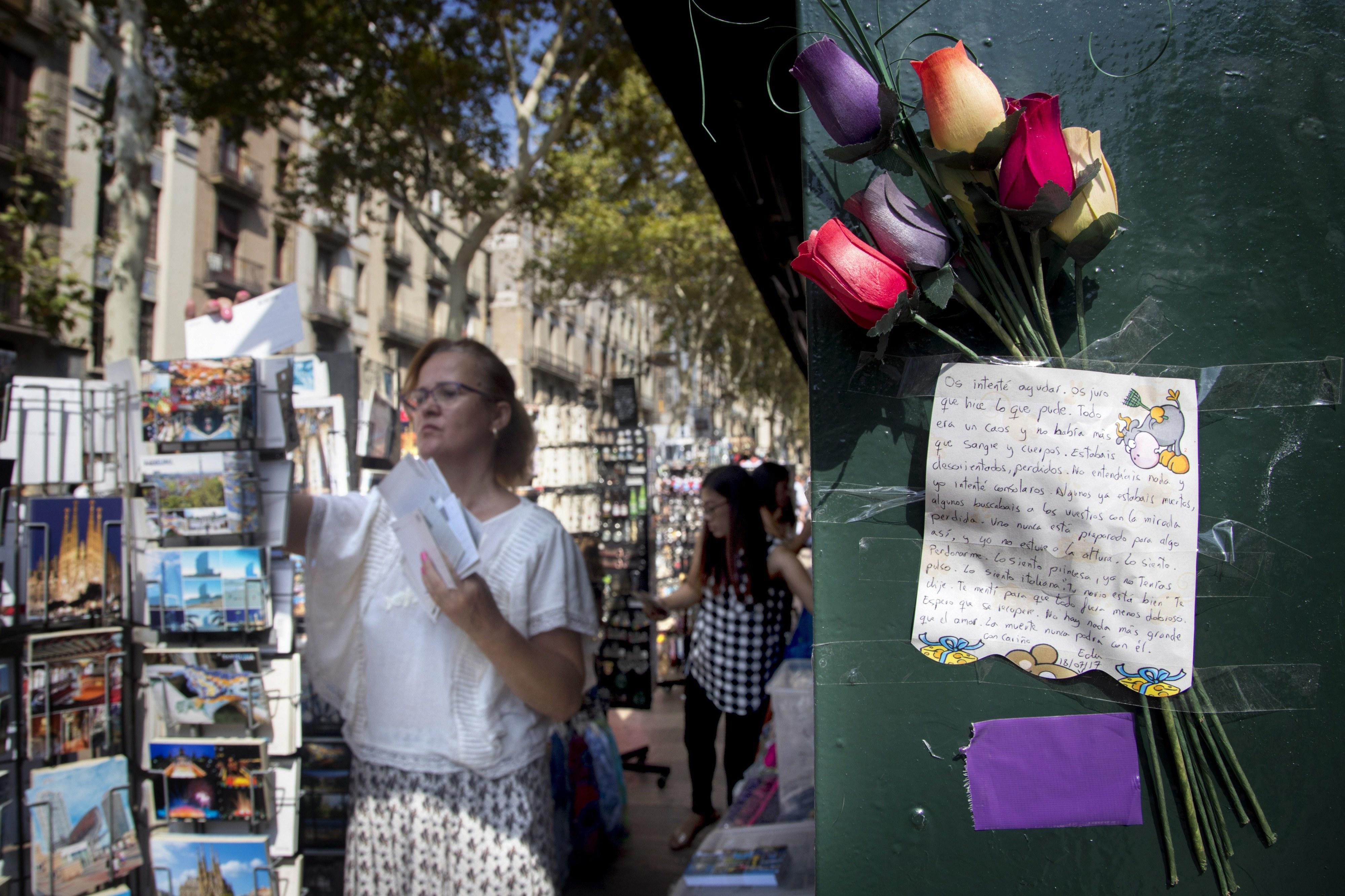 Incidente desta manhã no centro de Barcelona foi falso alarme - polícia