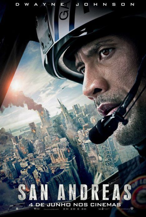 San Andreas – Legendado
