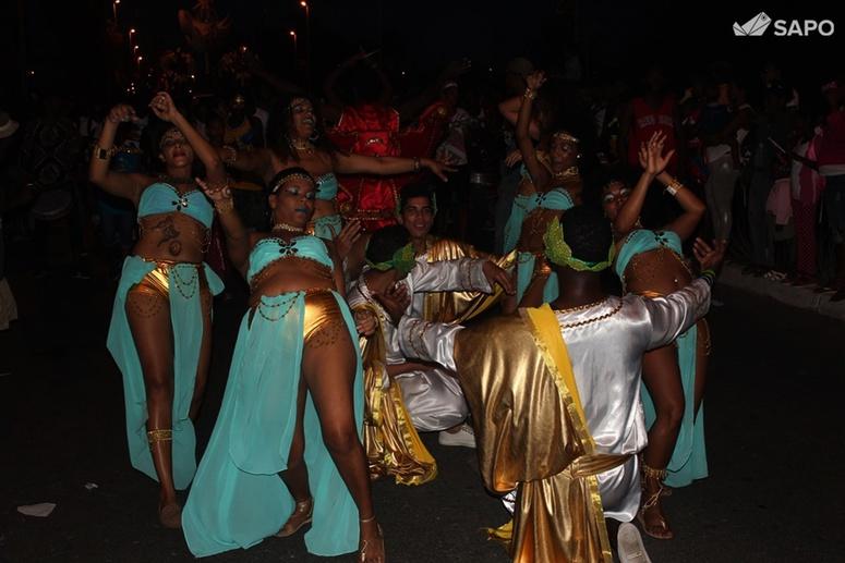 Carnaval Praia 2017