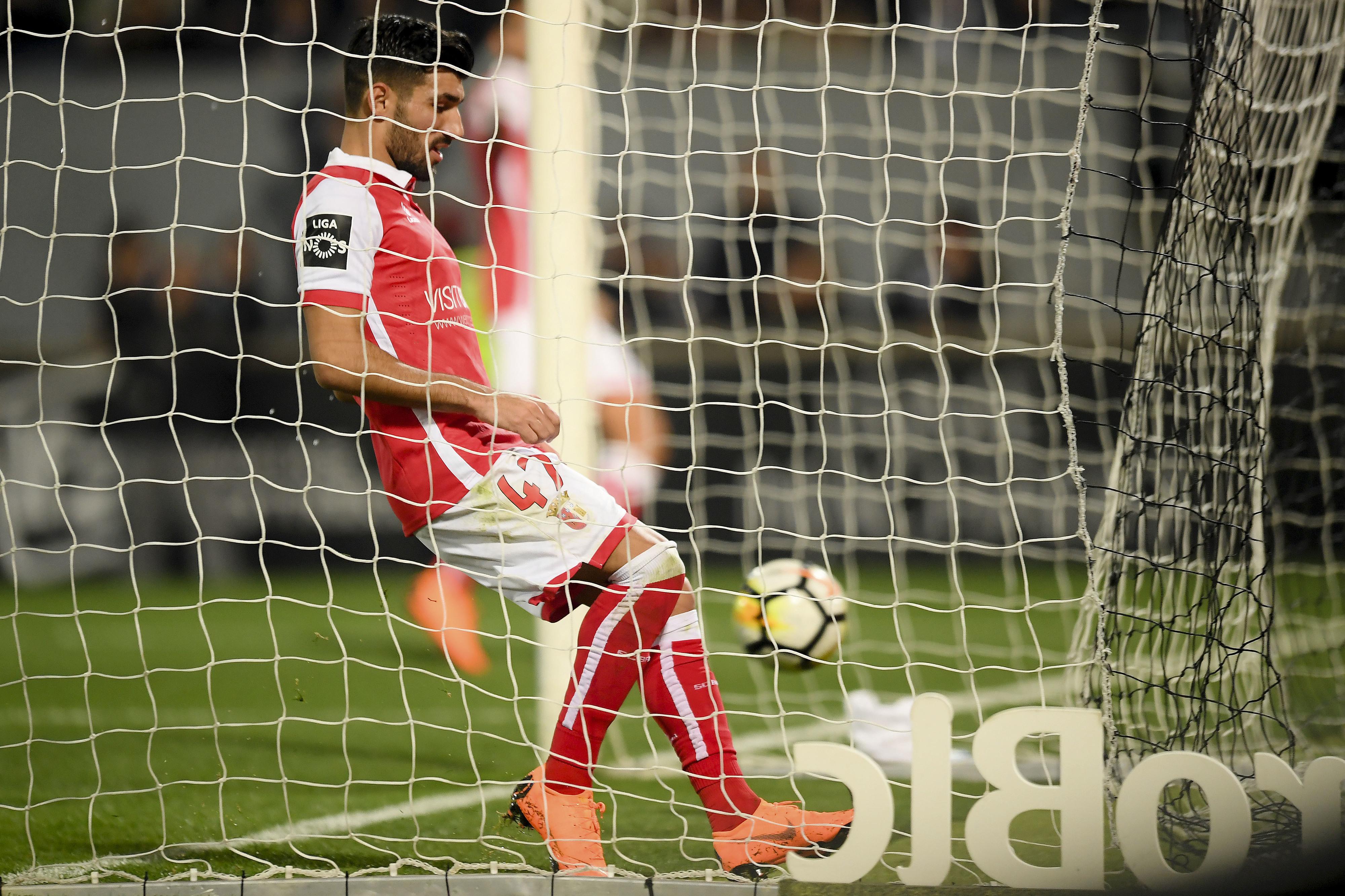 Ricardo Esgaio renova até 2024 pelo Sporting de Braga