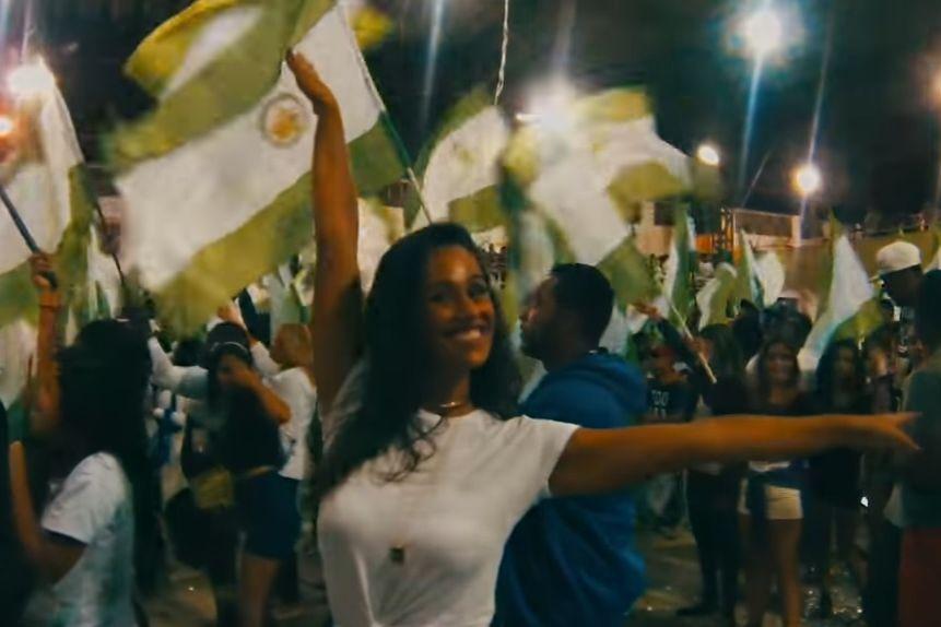 Vídeo: Rita Pereira tem 'samba no pé?'