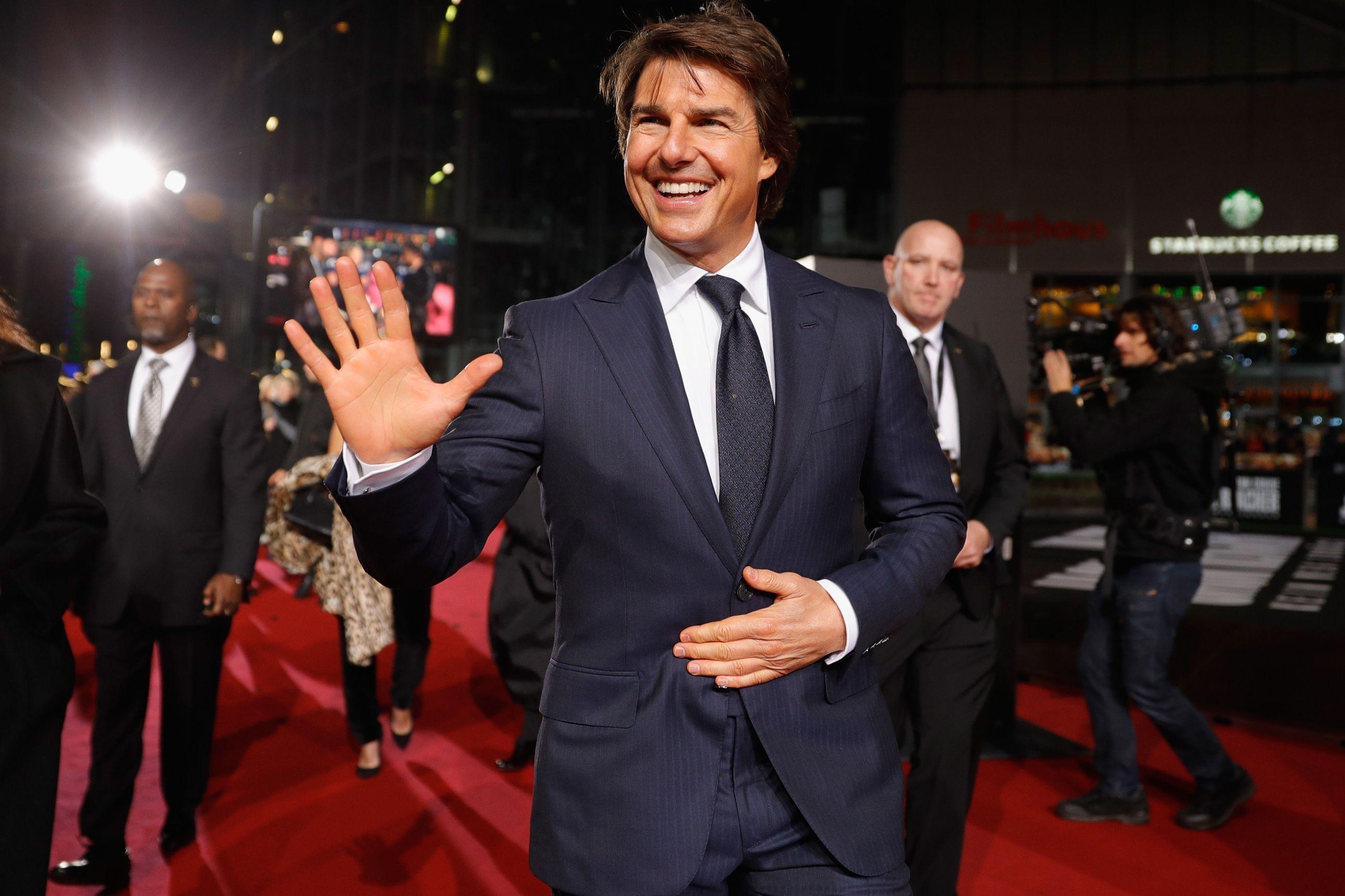Tom Cruise garante que o seu sucesso se deve à Cientologia
