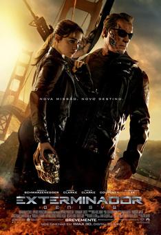 Capa do filme: Exterminador: Genisys