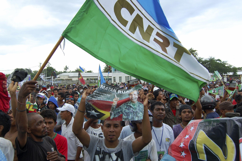 Congresso do CNRT arranca em Díli com uma quase gala musical