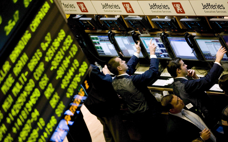 Wall Street encerra em baixa ligeira com o panorama dominado pelas taxas de juro