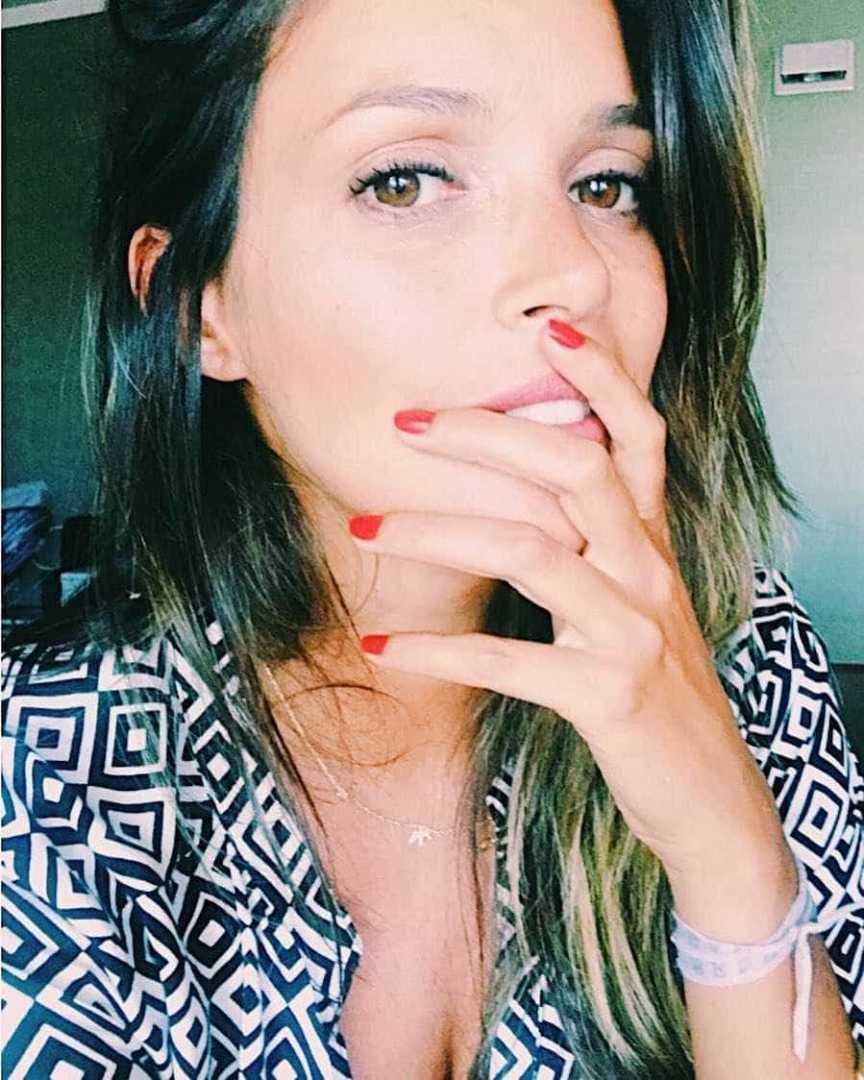Apresentadora Maria Cerqueira Gomes já foi mãe pela segunda vez