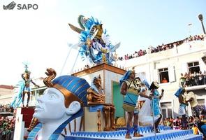 Vindos do Oriente arrebata o primeiro lugar do Carnaval mindelense