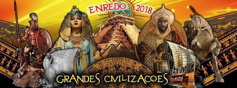 Enredo Monte Sossego 2018
