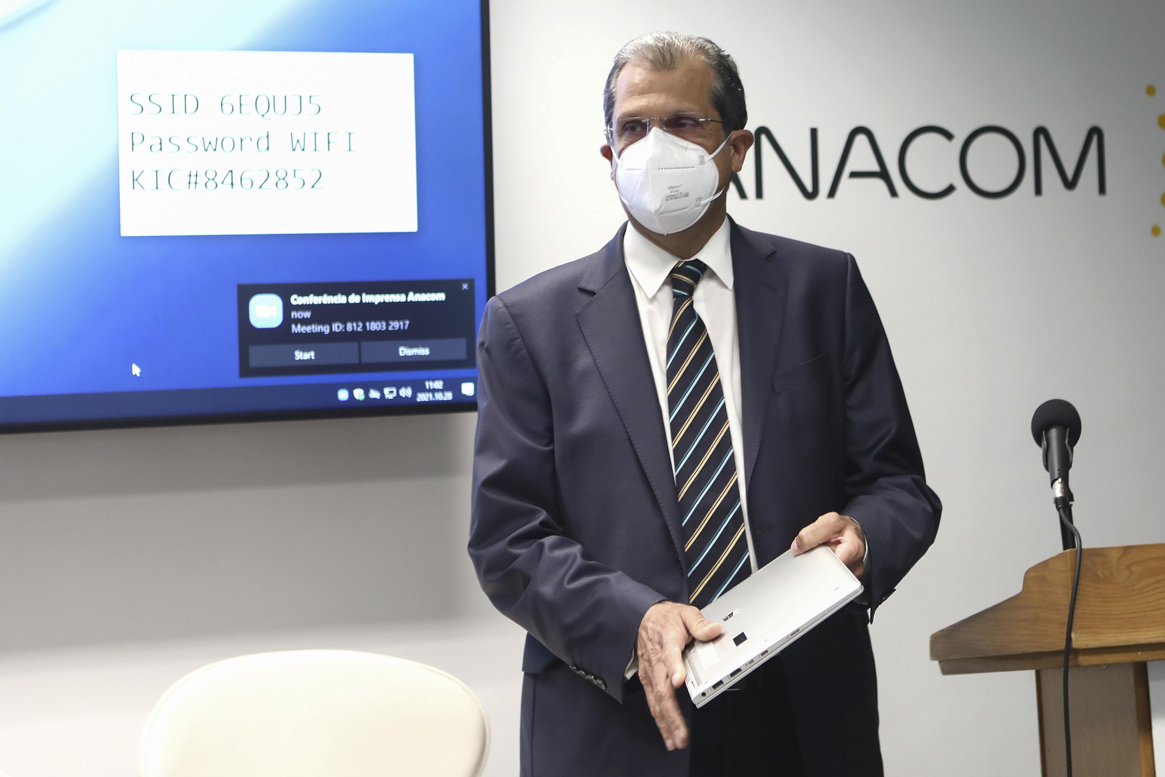 """""""Nunca me senti ofendido"""" com declarações de qualquer membro do Governo - Anacom"""