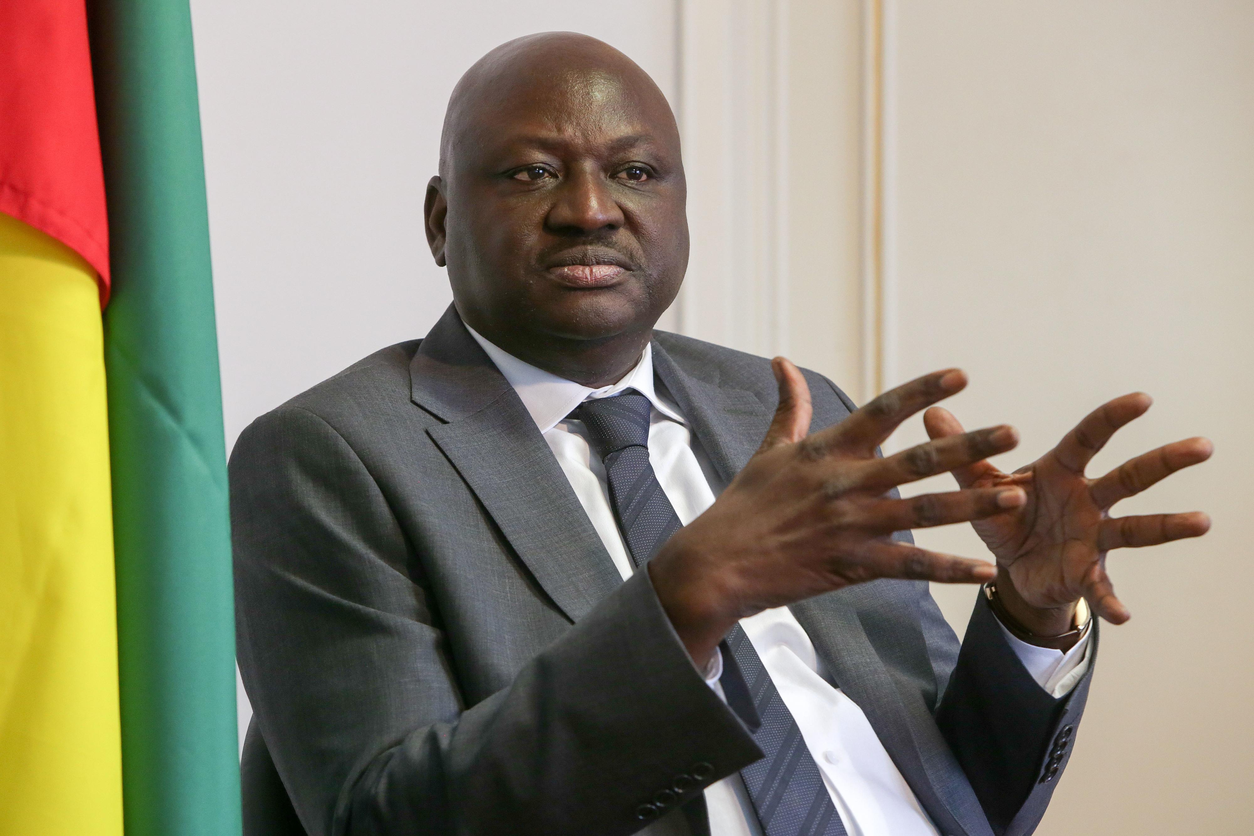 Primeiro-ministro da Guiné-Bissau denuncia tentativa de golpe de Estado