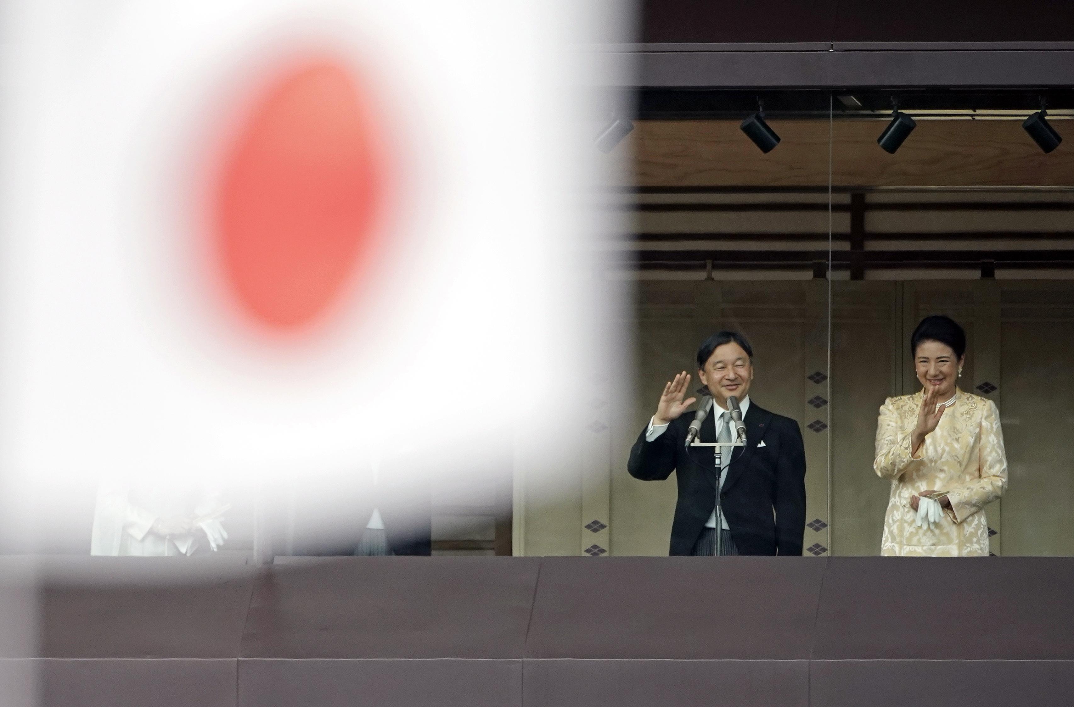 Japão cancela cerimónia pública de aniversário do imperador Naruhito