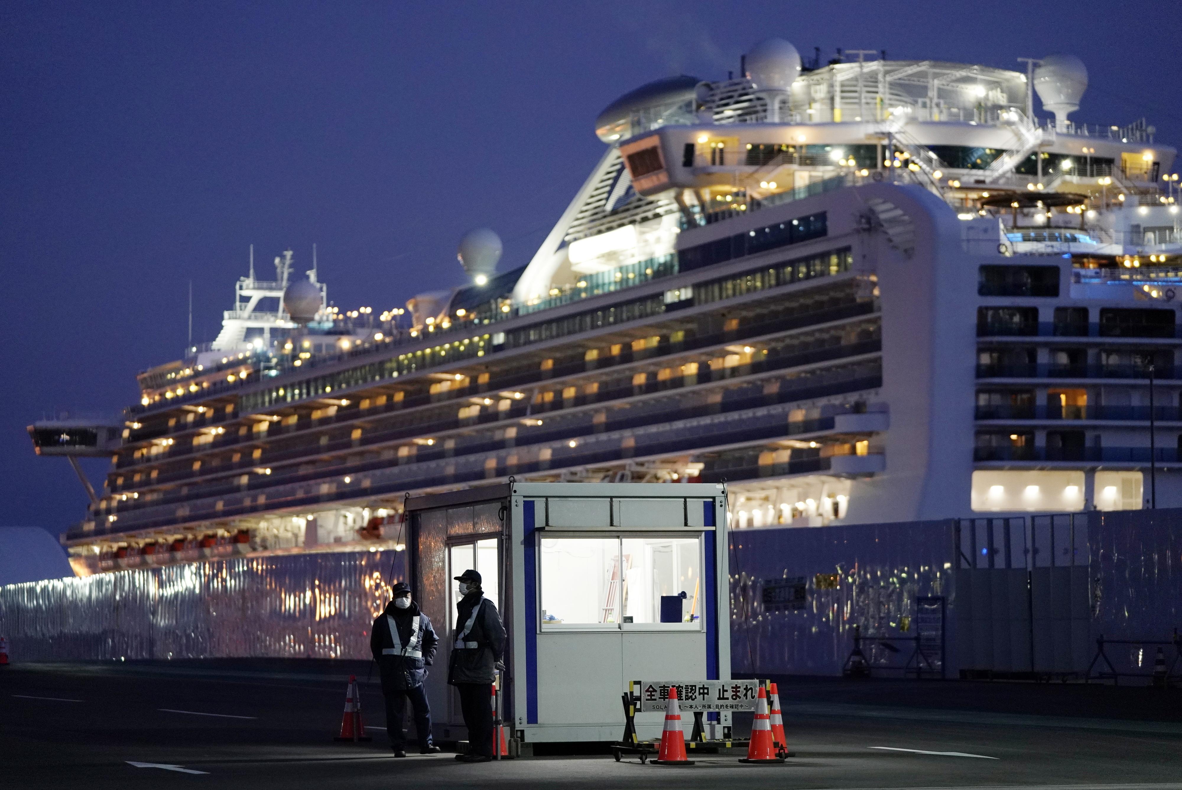 Segundo tripulante português hospitalizado no Japão com suspeitas de infeção pelo Covid-19