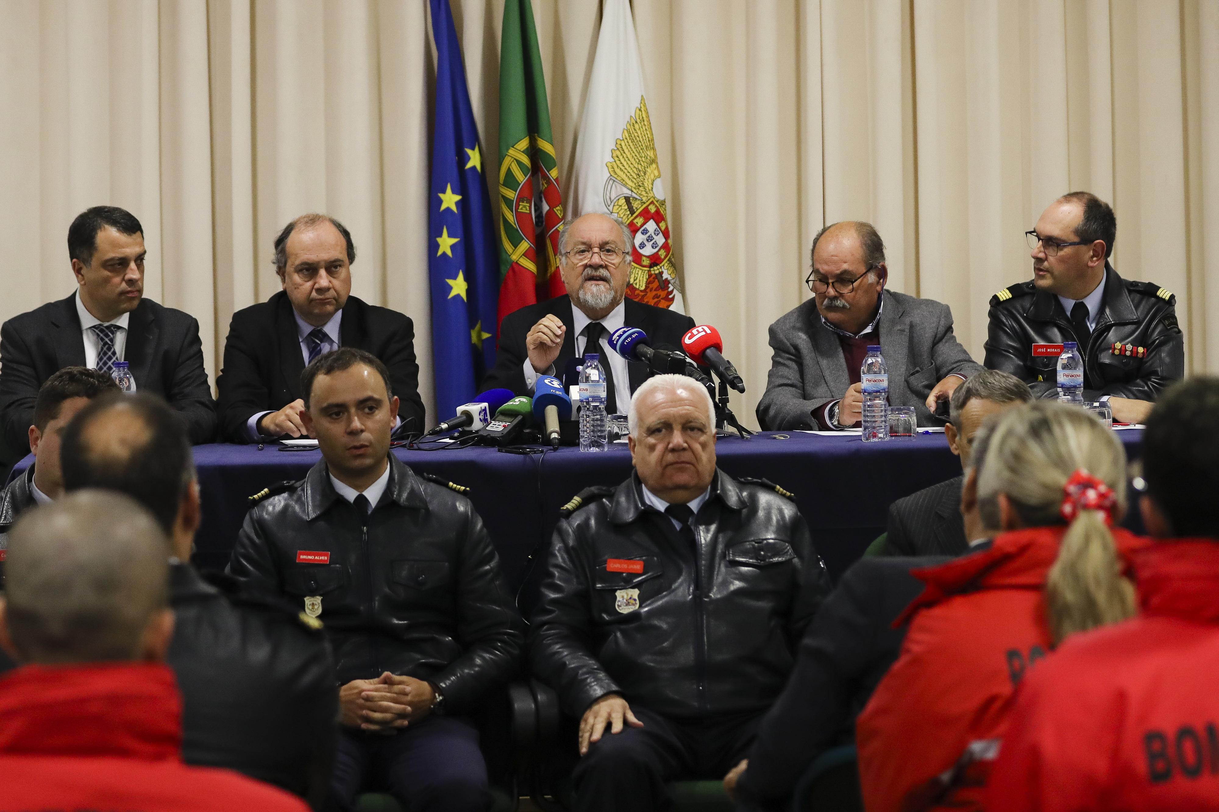 Presidente da República defende diálogo entre Governo e bombeiros