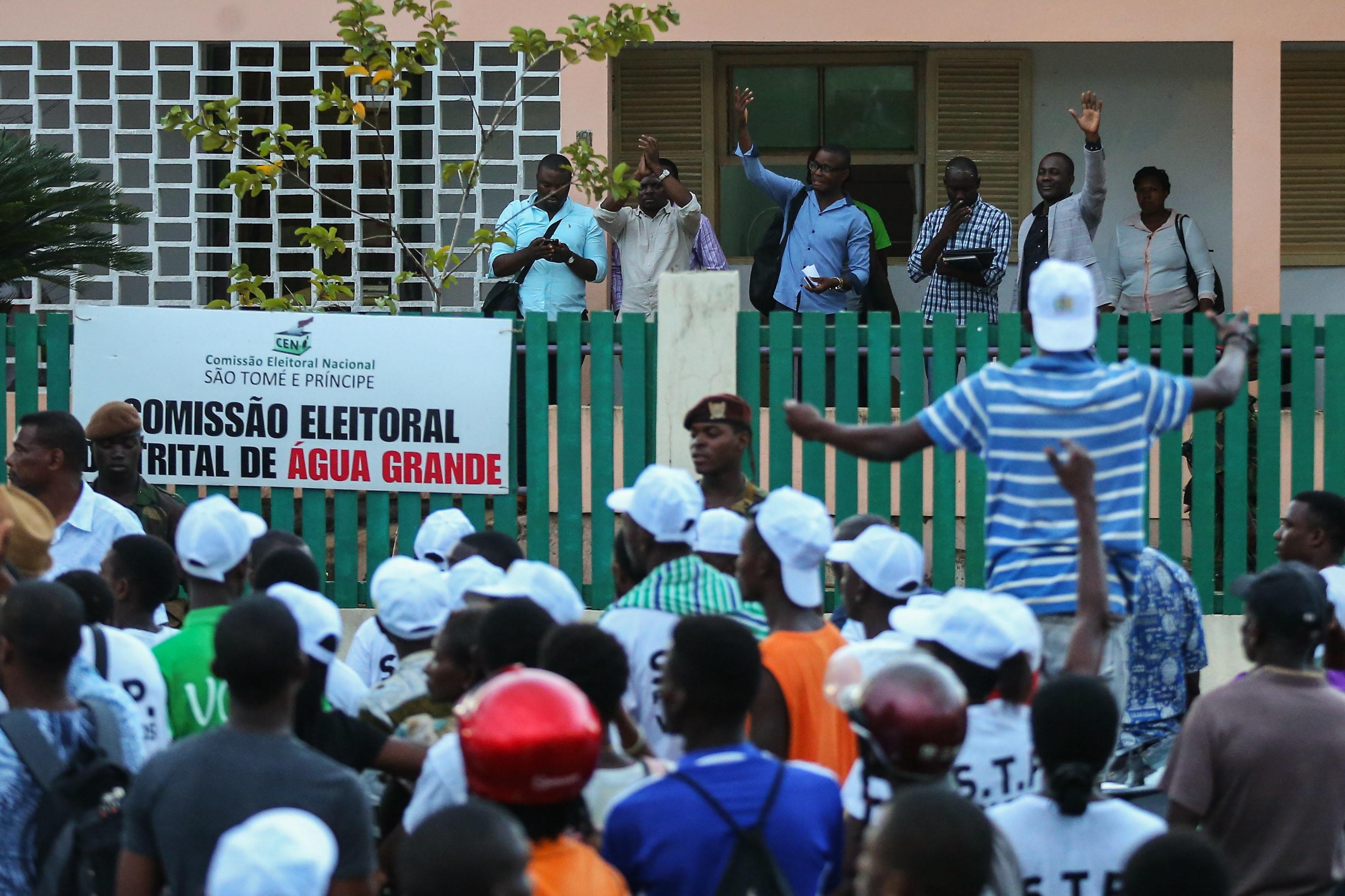 Representante da ONU no país até anúncio dos resultados oficiais pelo TC