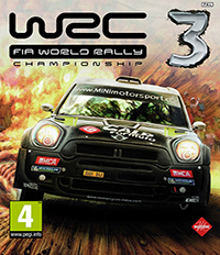 WRC3 cover