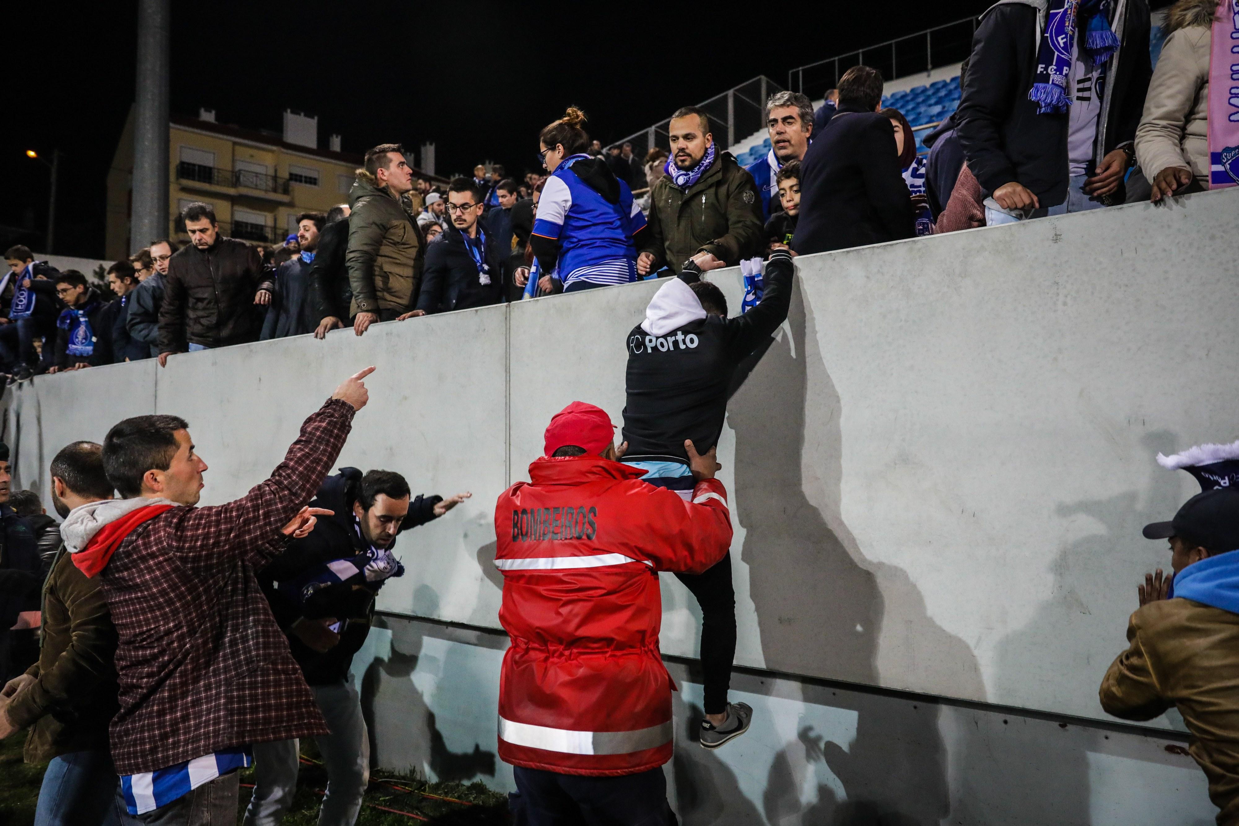 """Relatório do LNEC diz que segurança no estádio do Estoril """"nunca esteve em causa"""""""