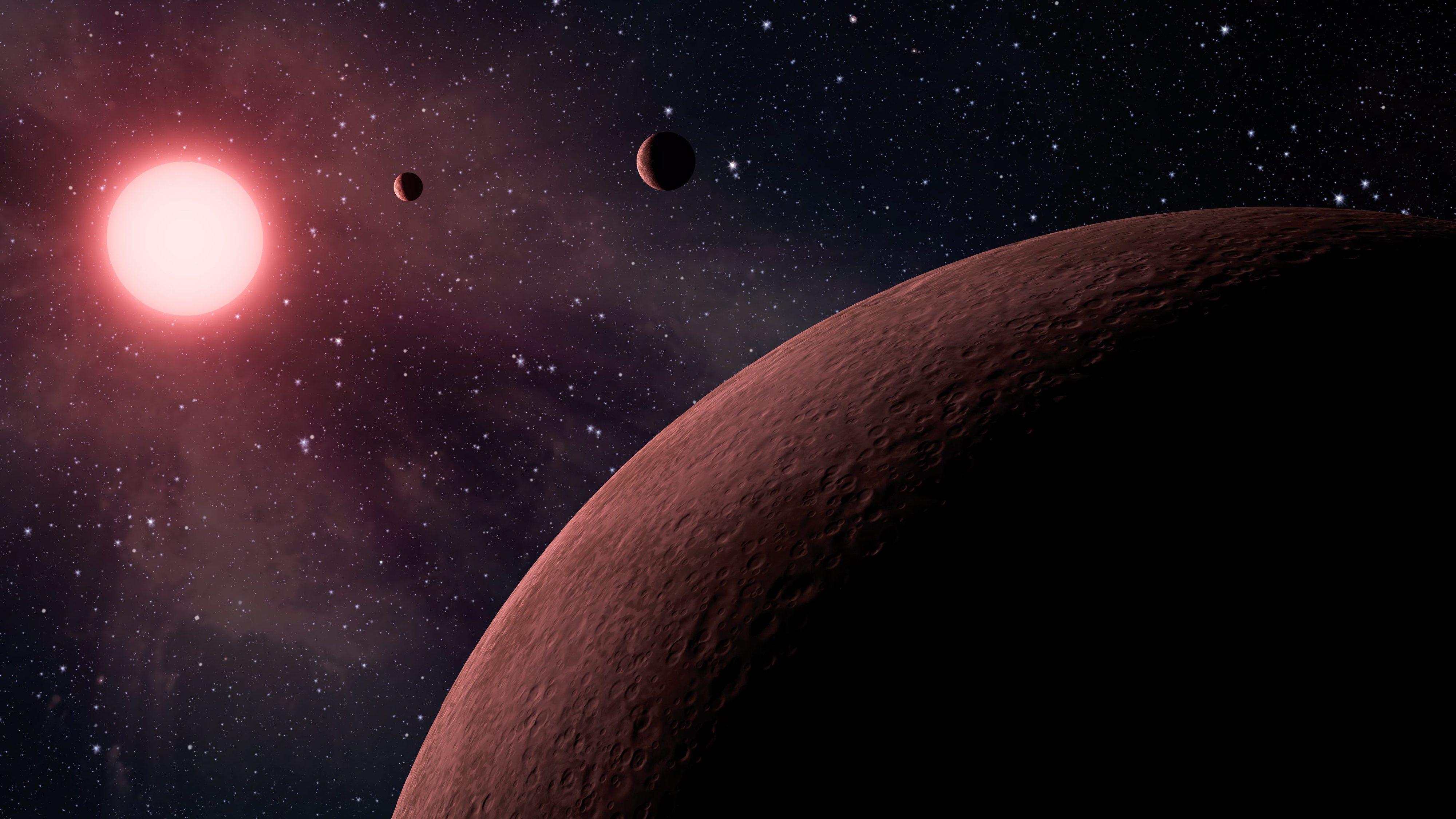 Descoberto planeta extrassolar com condições favoráveis para ter água à superfície