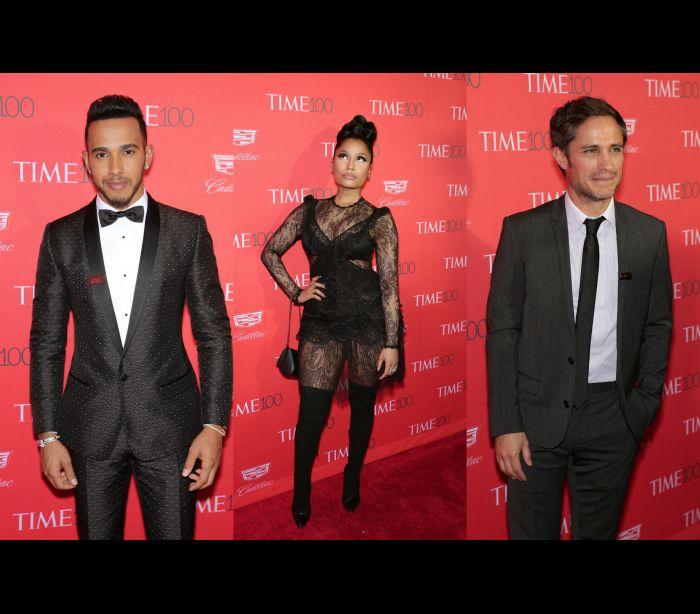 Veja quem esteve na festa da revista Time