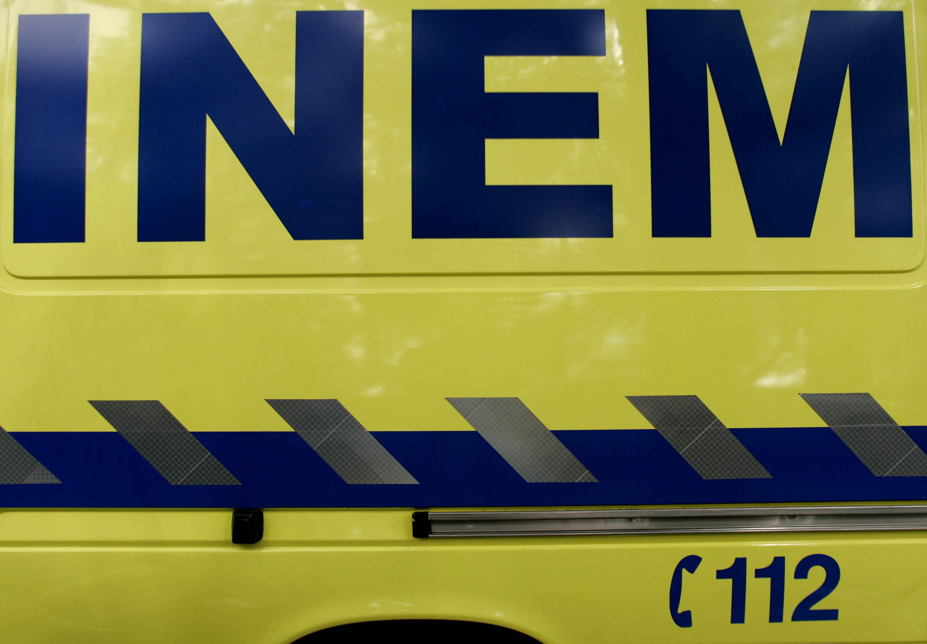 Três bombeiros entre cinco feridos ligeiros numa colisão em Vila Real