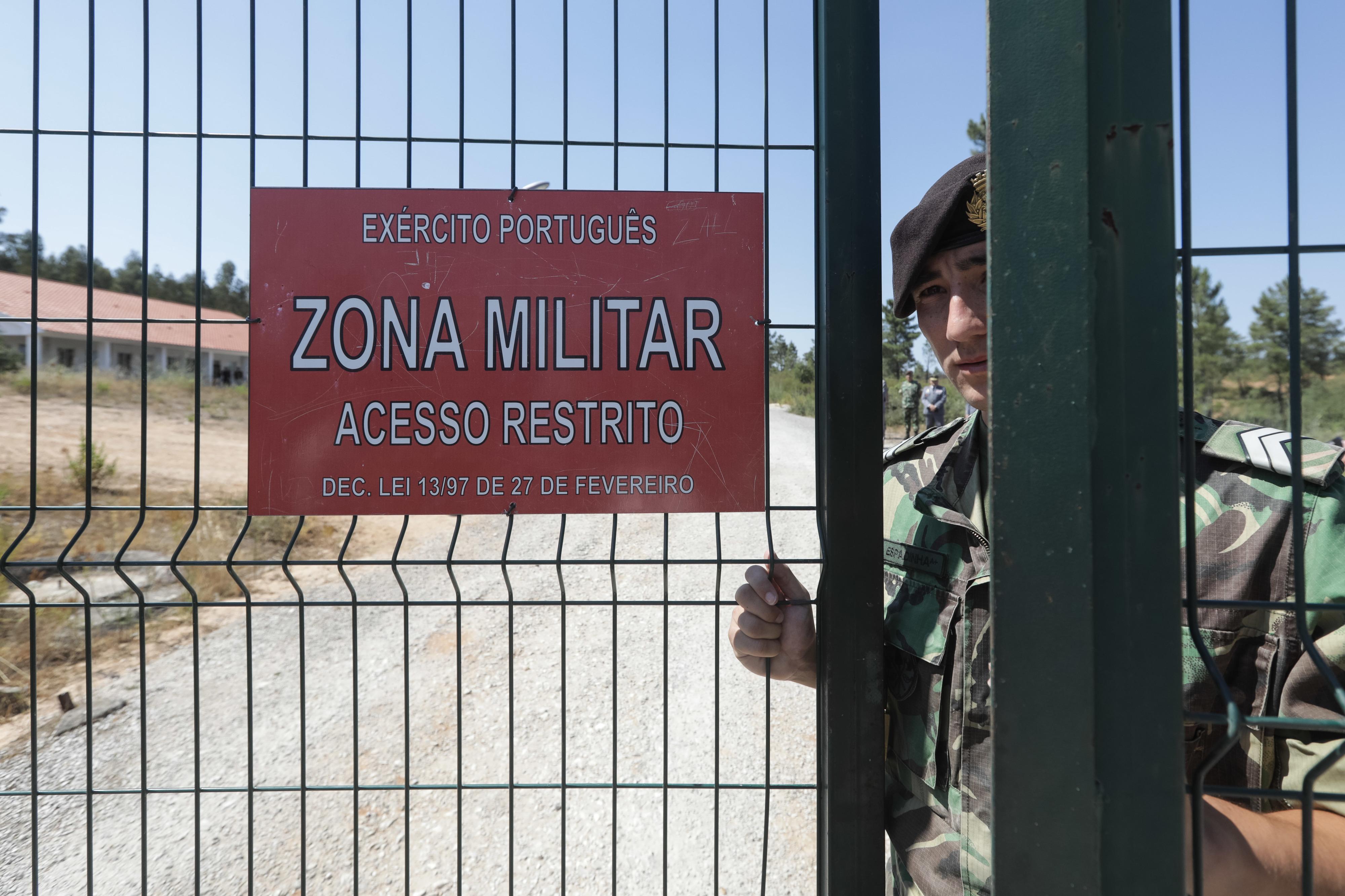 Ministério Público constitui oficial da GNR como novo arguido no processo Tancos