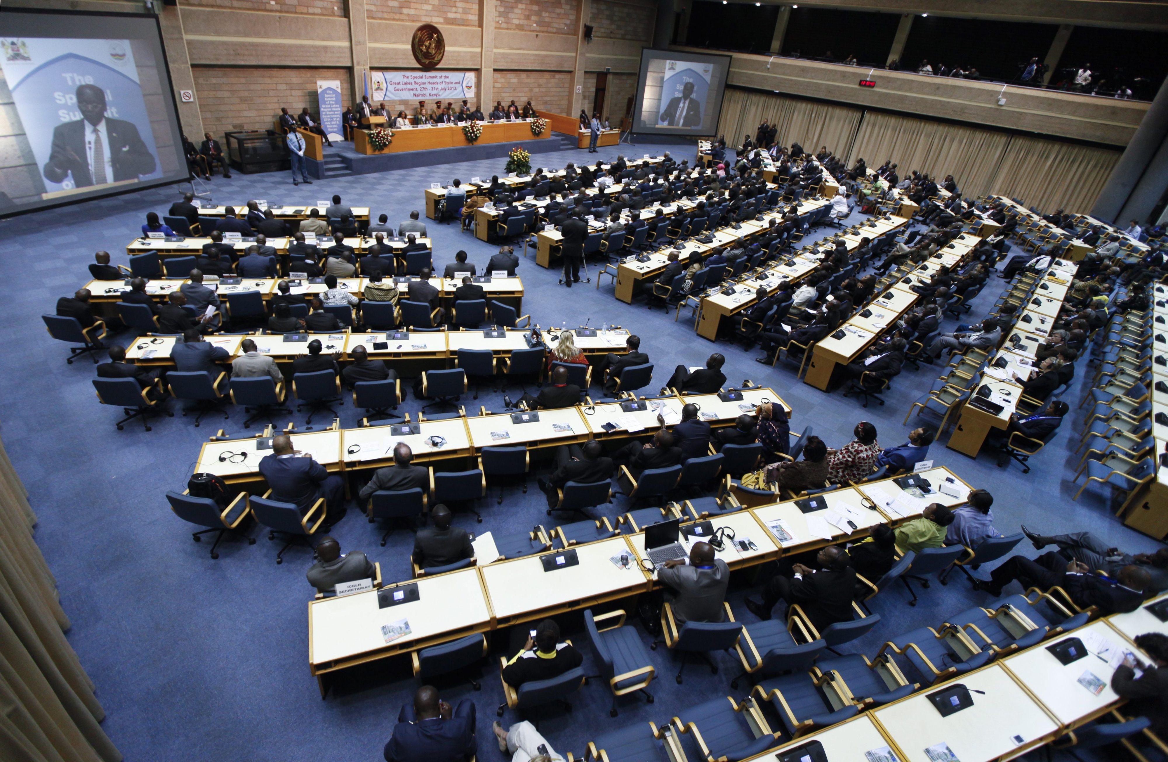 Enviado especial da ONU em Luanda para abordar situação nos Grandes Lagos
