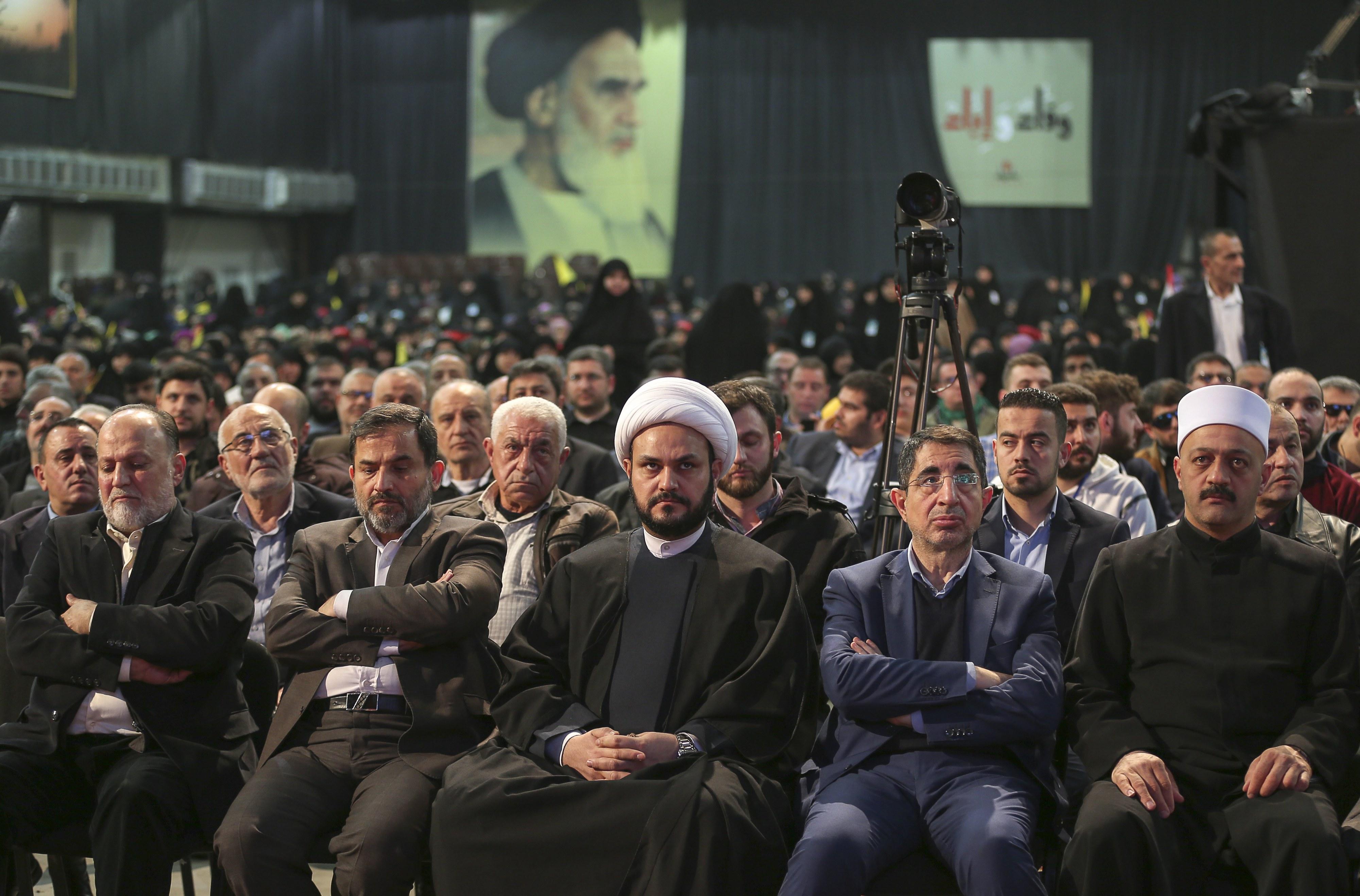 """Hezbollah é """"única força"""" do Líbano na """"guerra do gás"""" contra Israel - Nasrallah"""