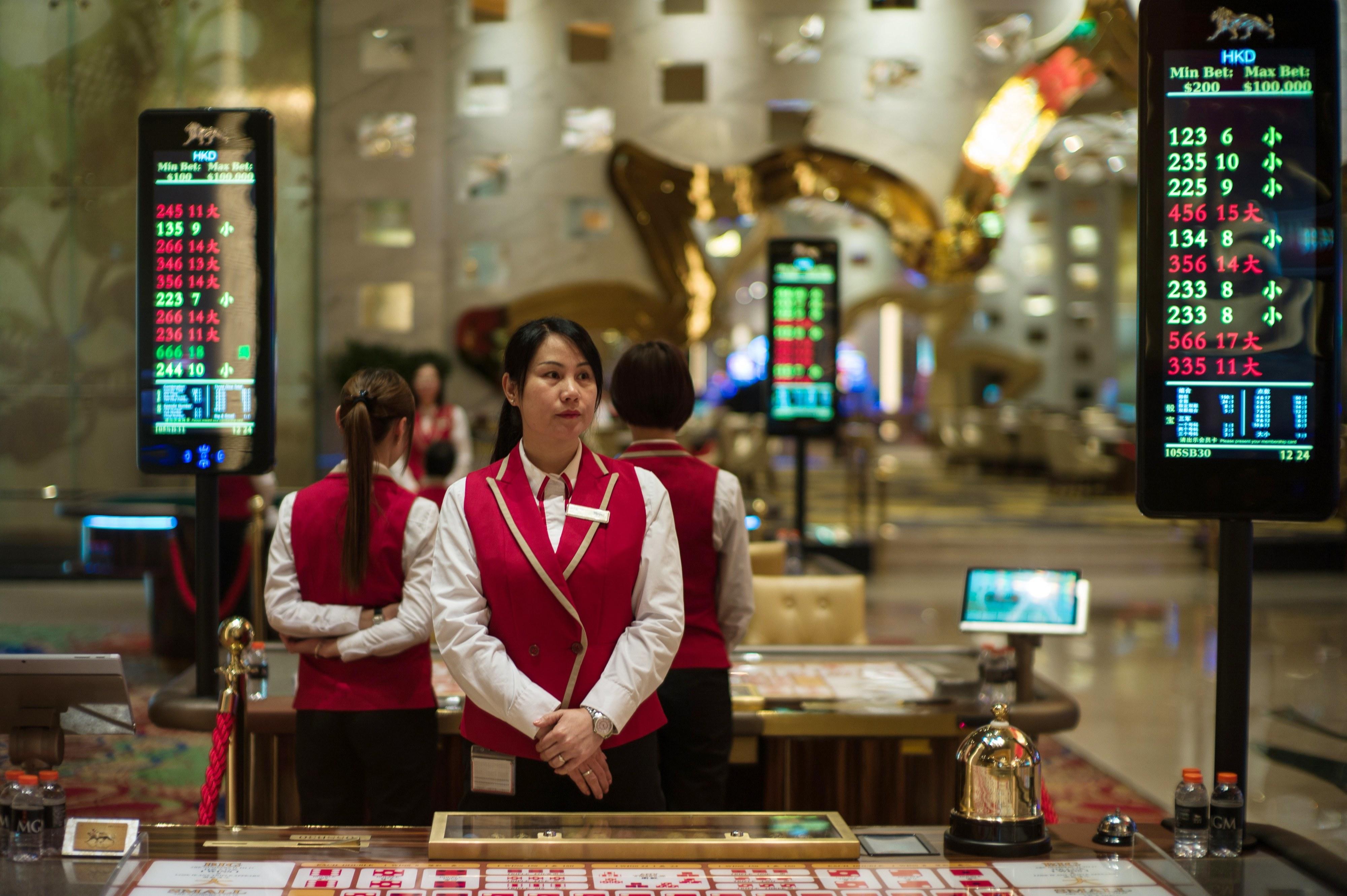 Standard & Poor's prevê estagnação das receitas do jogo em Macau este ano