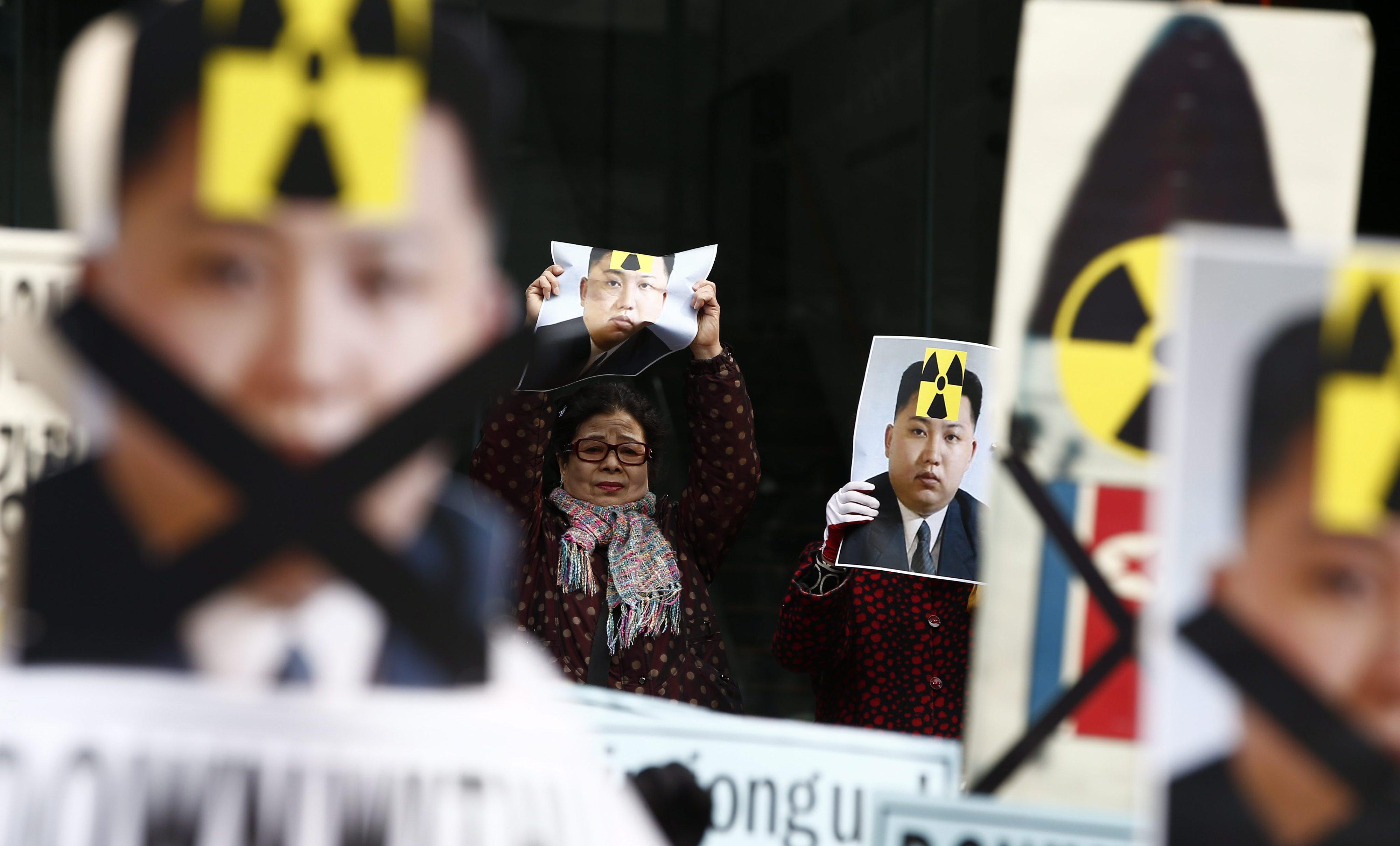 EUA enviam submarino nuclear para Coreia do Sul após lançamento de míssil norte-coreano