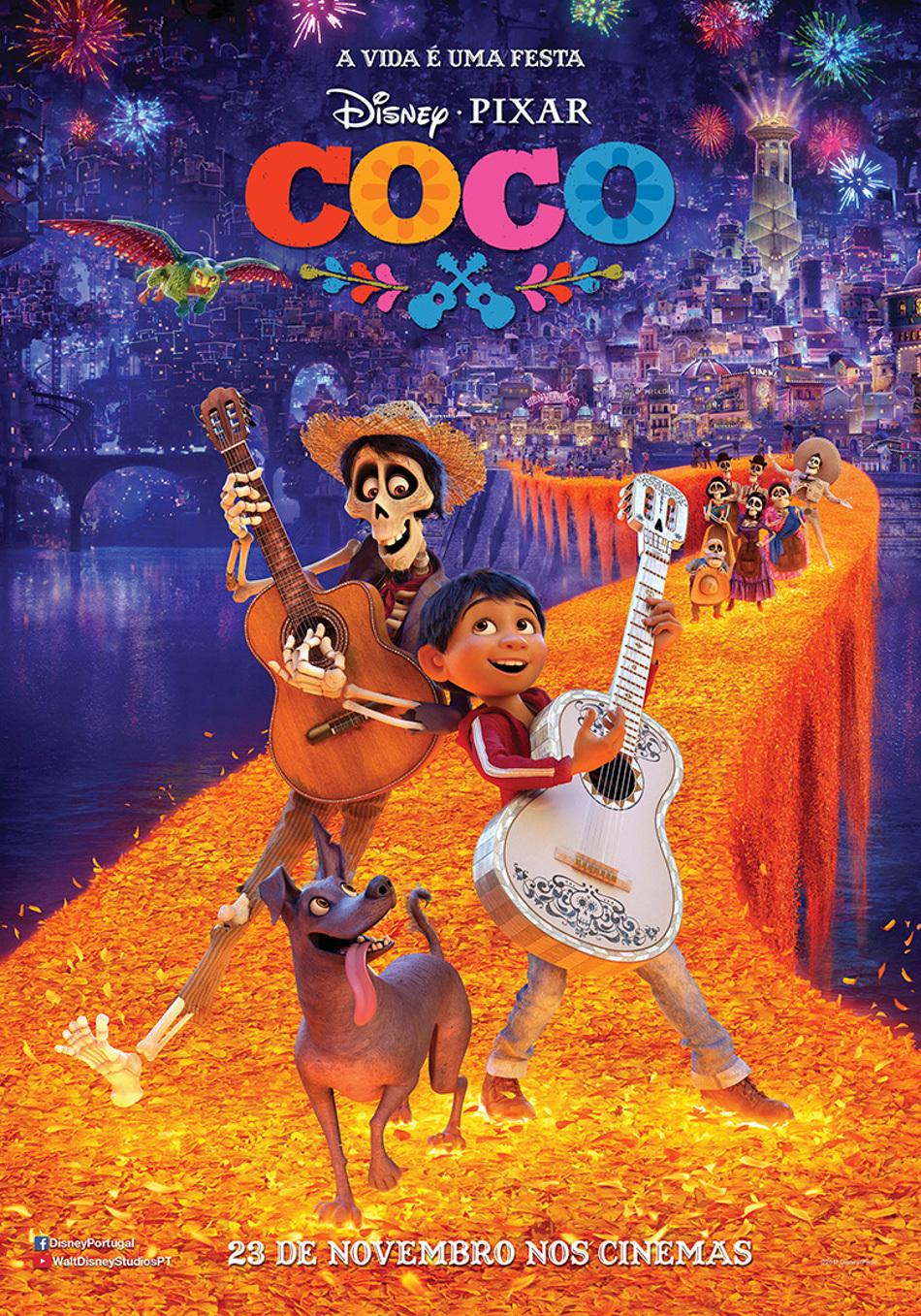 Coco (PT-PT) (2017)